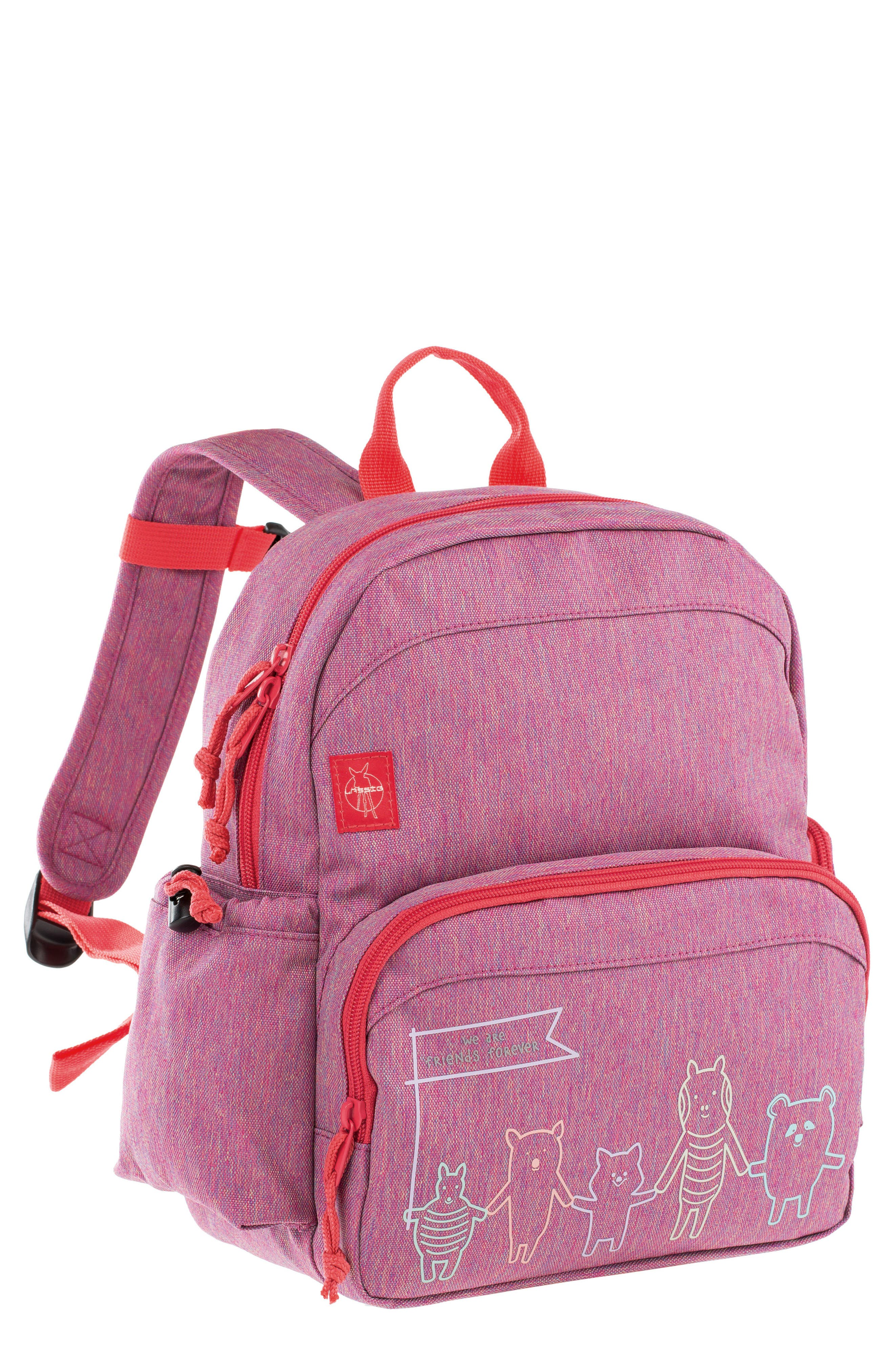 Toddler Lassig Medium About Friends Backpack - Pink