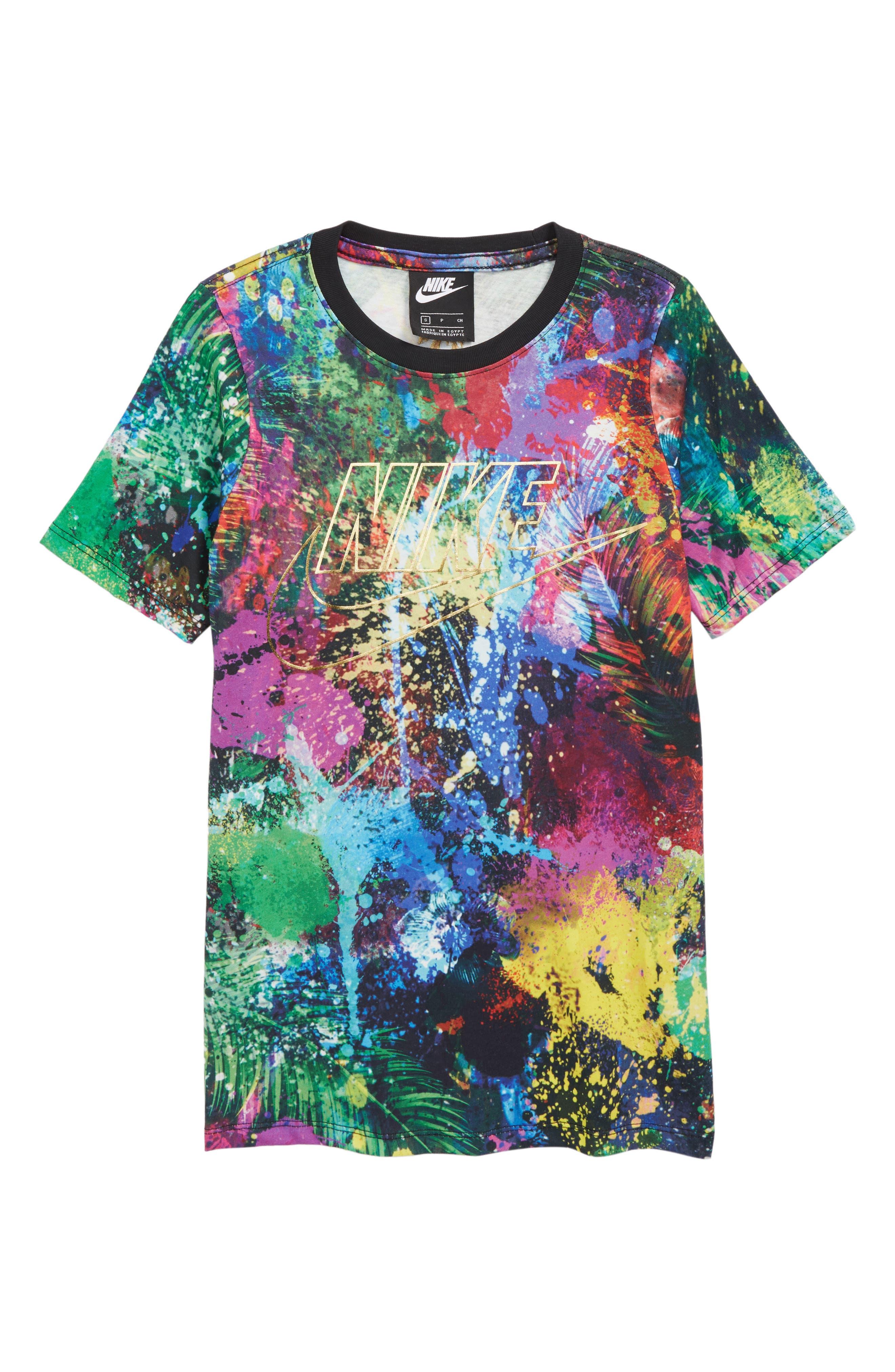Sportswear Parade T-Shirt,                             Main thumbnail 1, color,                             010