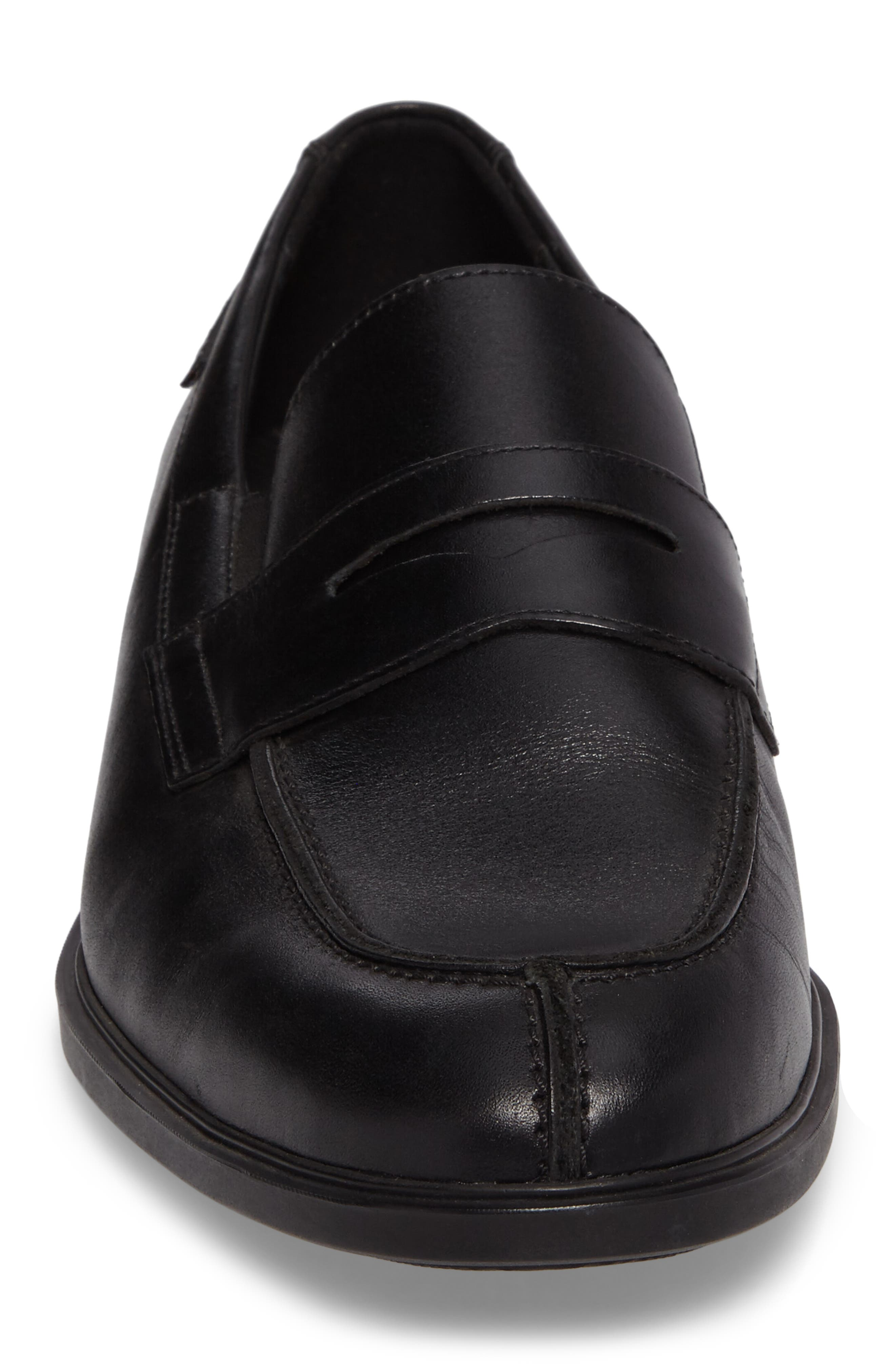 Fortino Loafer,                             Alternate thumbnail 5, color,                             001