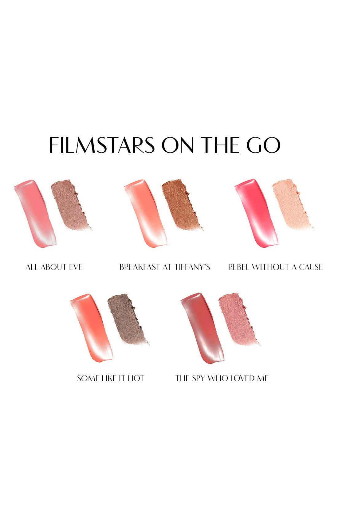 Filmstars On the Go Palette,                             Alternate thumbnail 14, color,