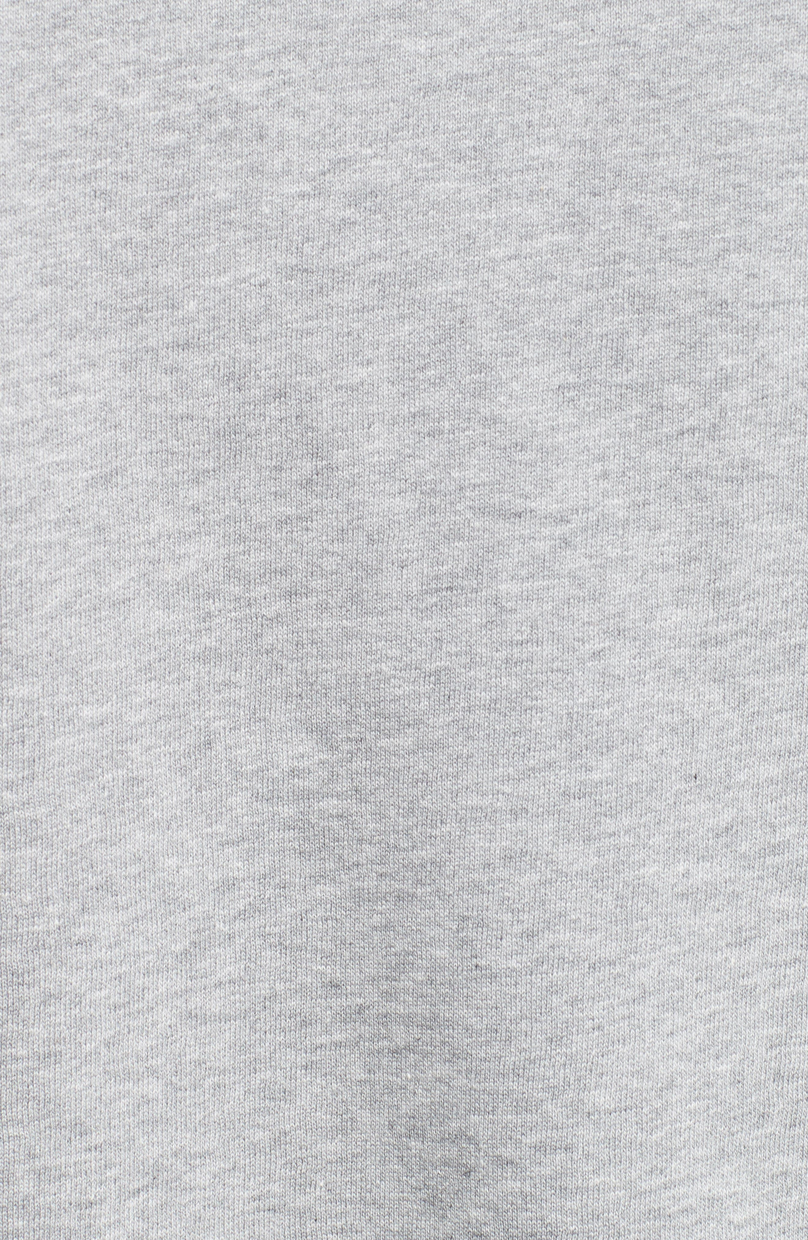 Juliano Embellished Sweatshirt,                             Alternate thumbnail 5, color,                             050