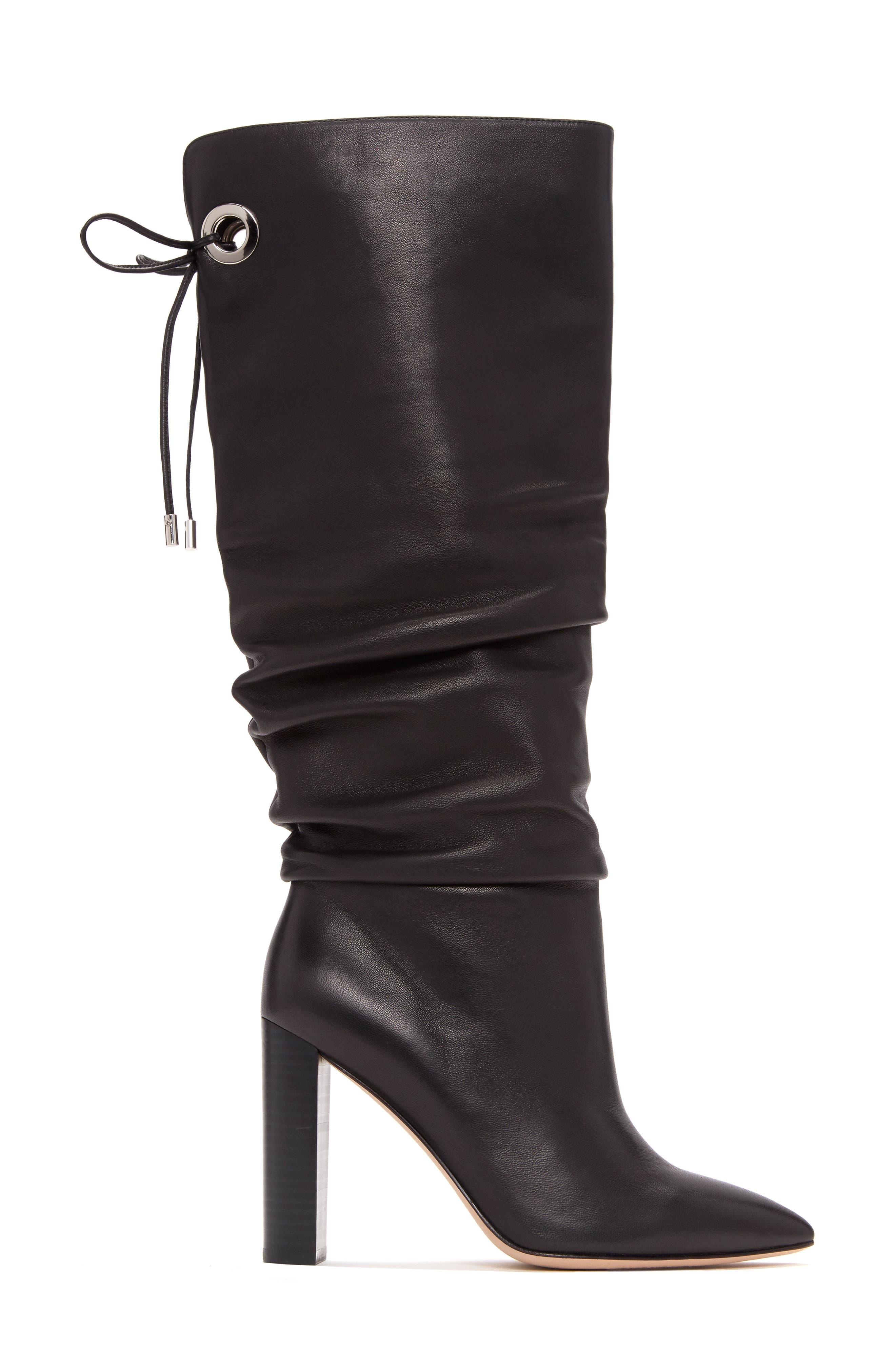 Lexi Boot,                             Alternate thumbnail 3, color,                             BLACK