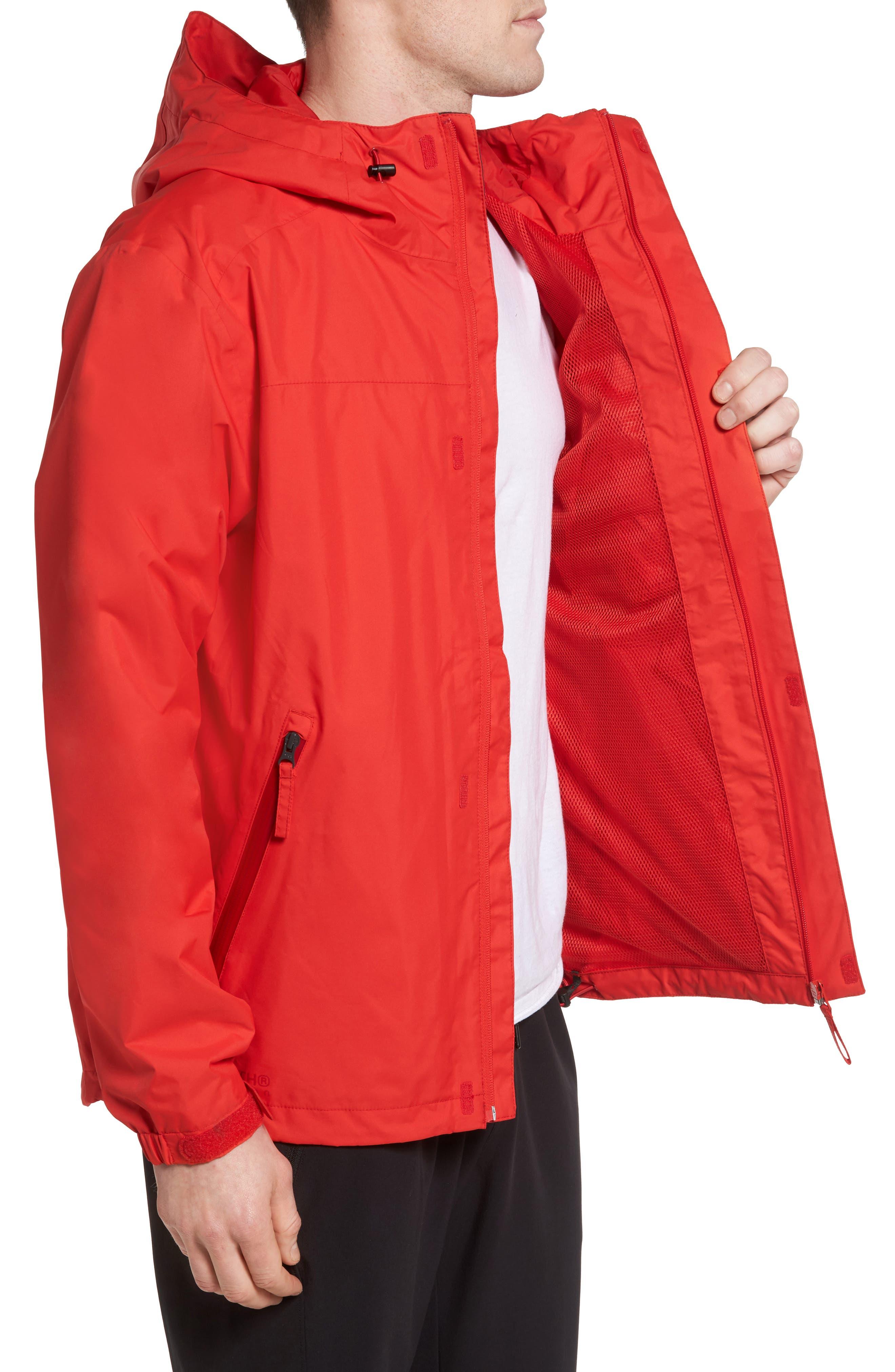'Vancouver' Packable Rain Jacket,                             Alternate thumbnail 18, color,