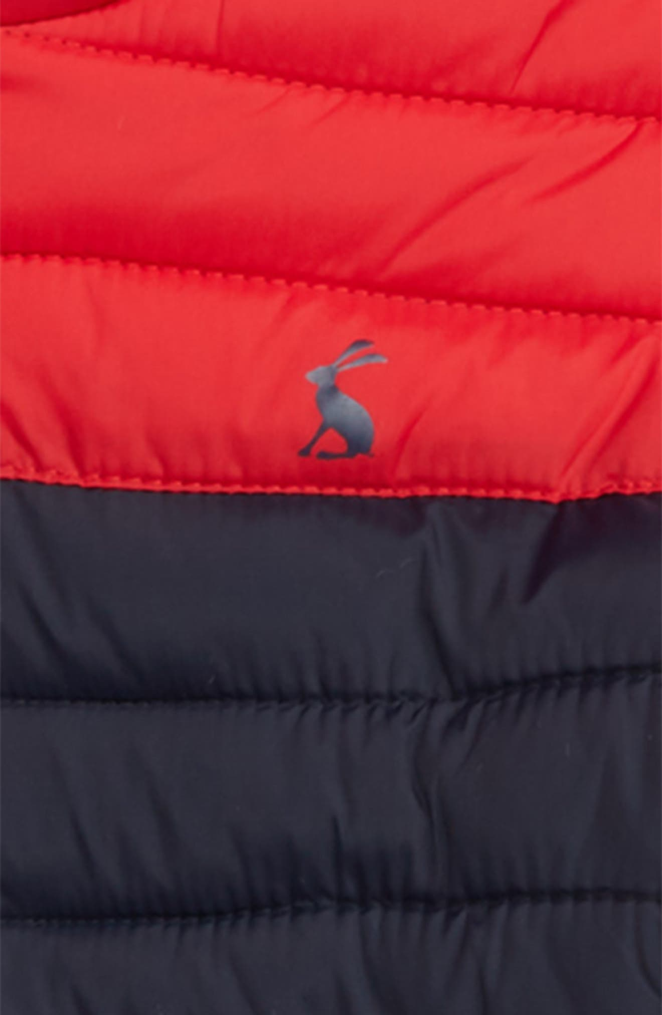 Packaway Hooded Jacket,                             Alternate thumbnail 2, color,                             RED