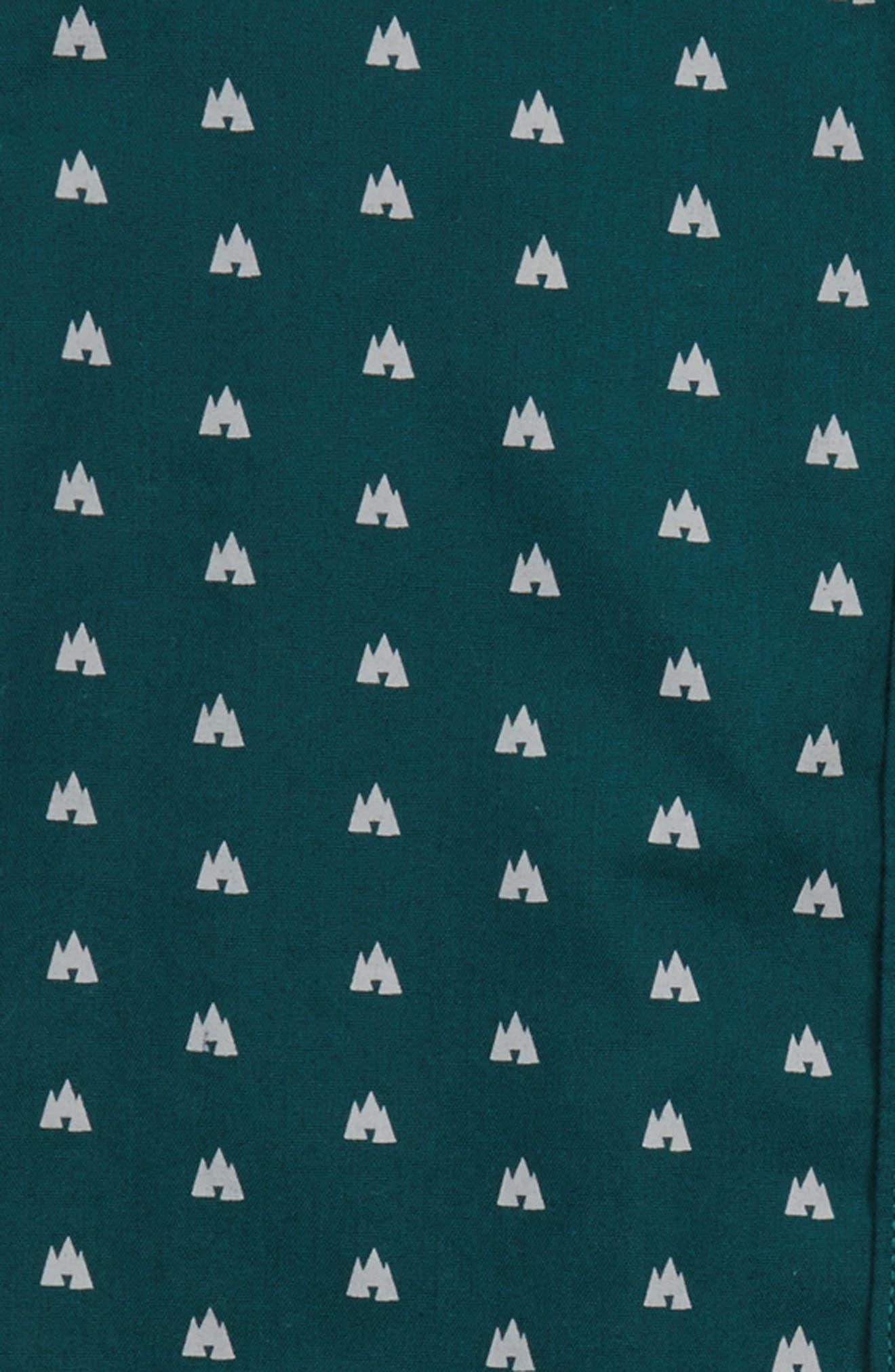 Pine Tree Sport Shirt,                             Alternate thumbnail 2, color,                             301