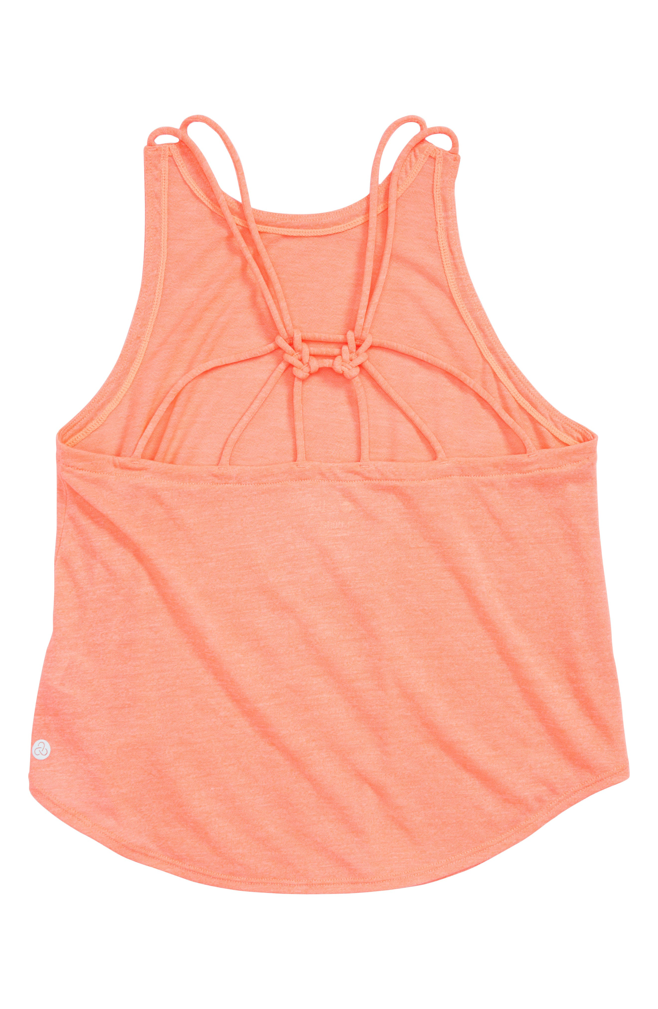Macramé Back Tank,                             Alternate thumbnail 2, color,                             958