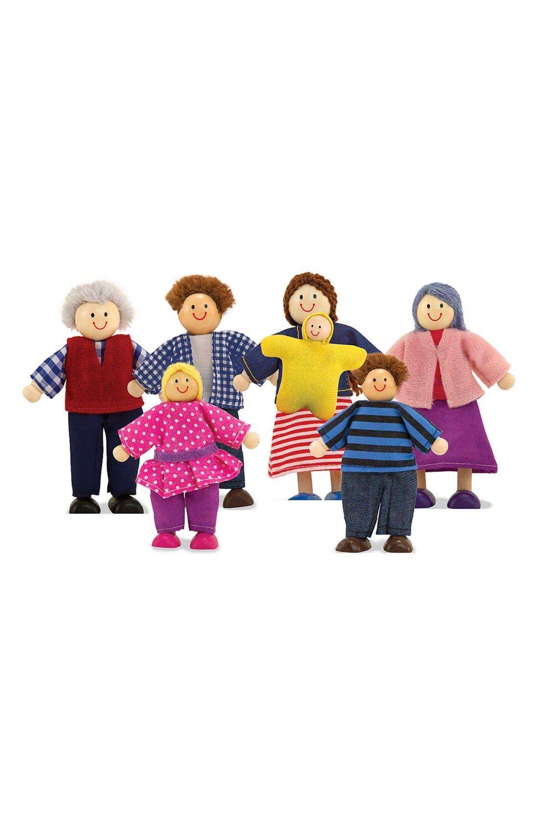 Doll Family,                             Alternate thumbnail 2, color,                             960
