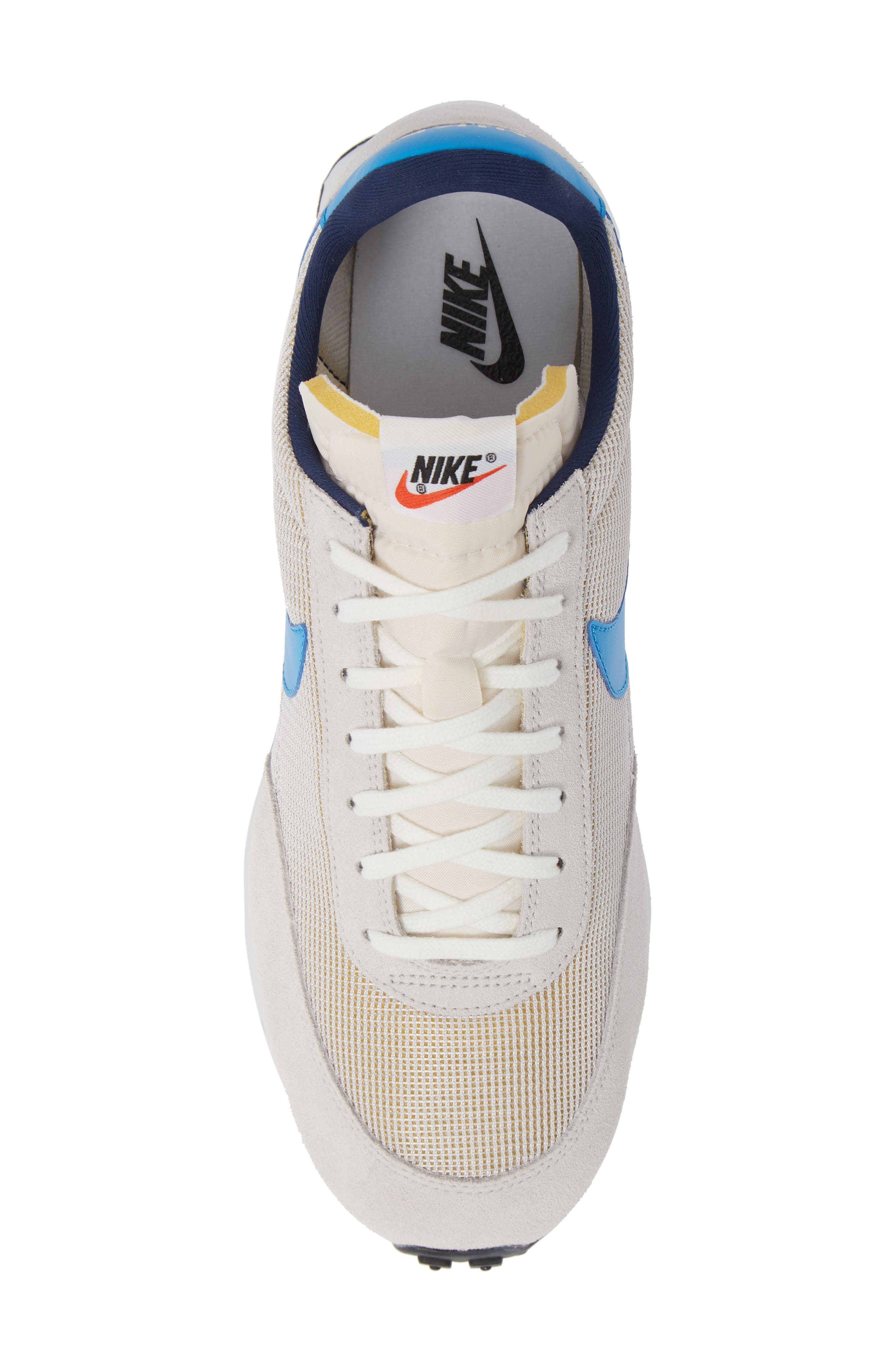 Air Tailwind '79 OG Sneaker,                             Alternate thumbnail 5, color,                             GREY/ BLUE/ MIDNIGHT NAVY