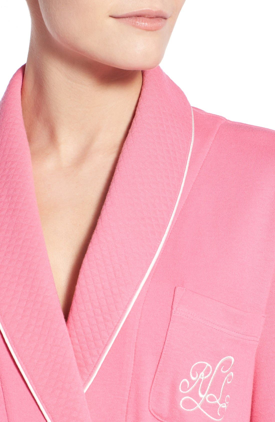 Quilted Collar Robe,                             Alternate thumbnail 65, color,