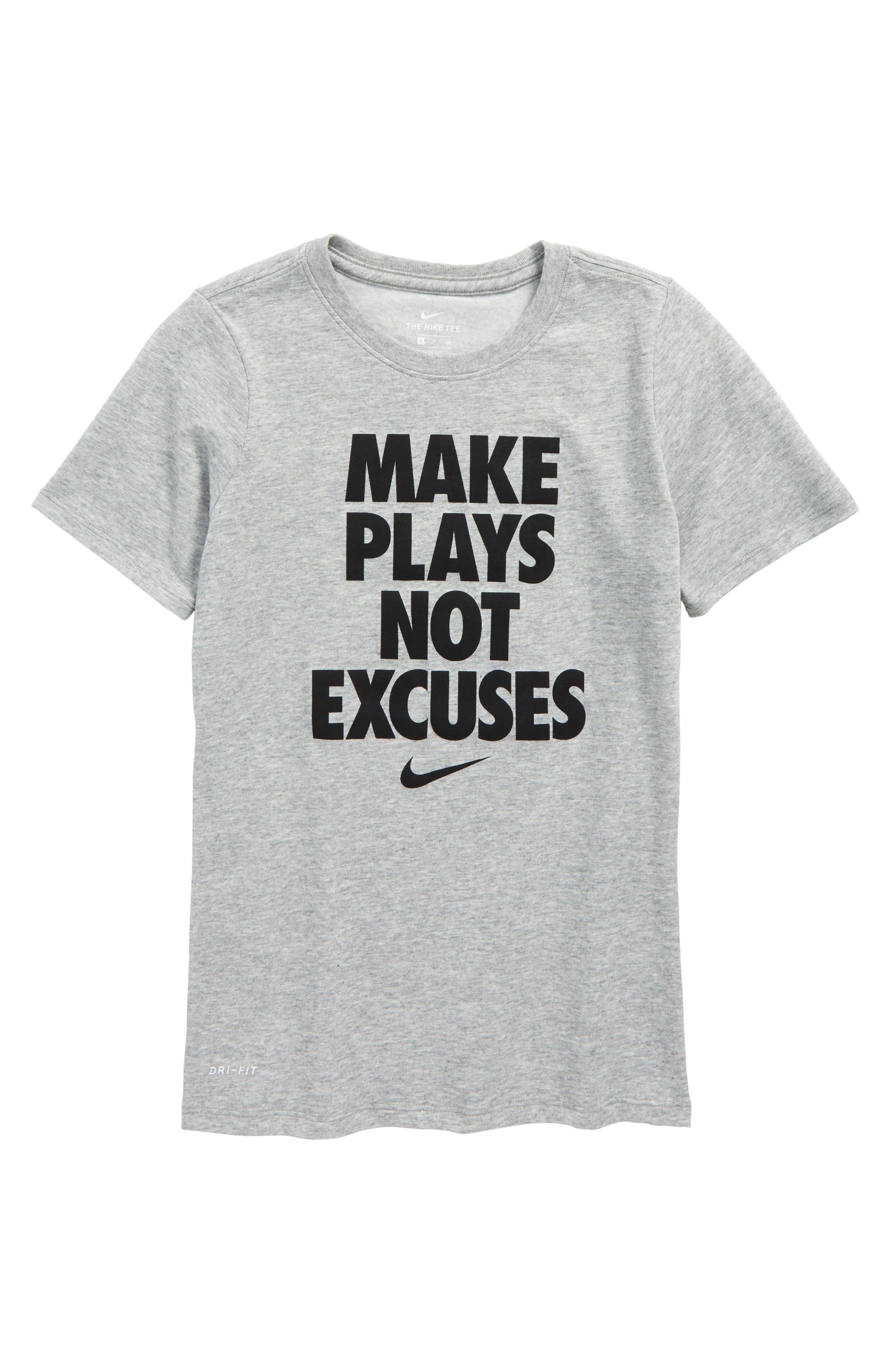 Dry Make Plays Graphic T-Shirt,                             Main thumbnail 2, color,
