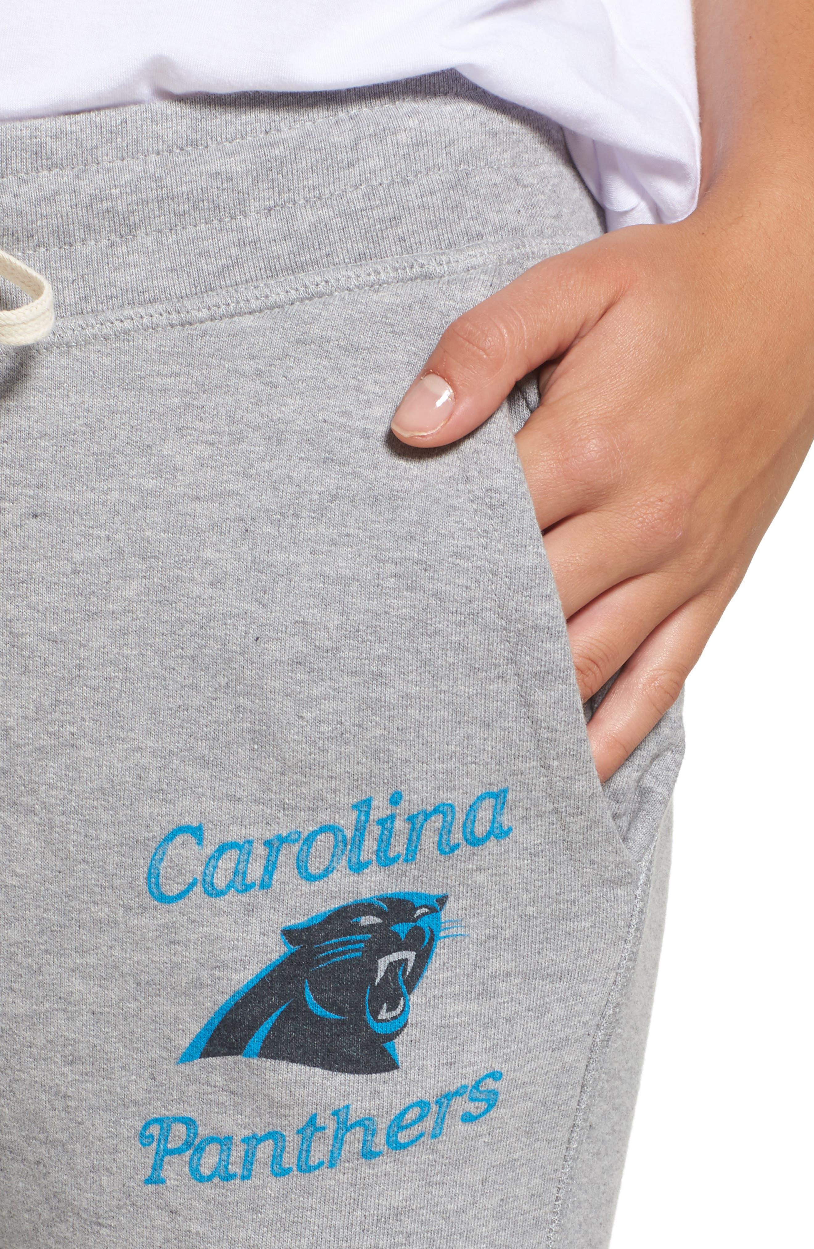 NFL Carolina Panthers Sunday Sweatpants,                             Alternate thumbnail 4, color,