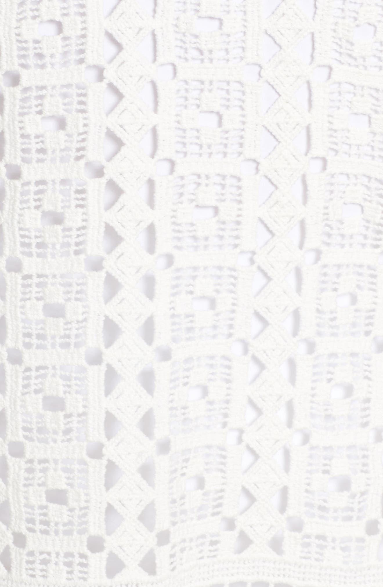 Free Spirit Lace Tunic,                             Alternate thumbnail 5, color,                             123