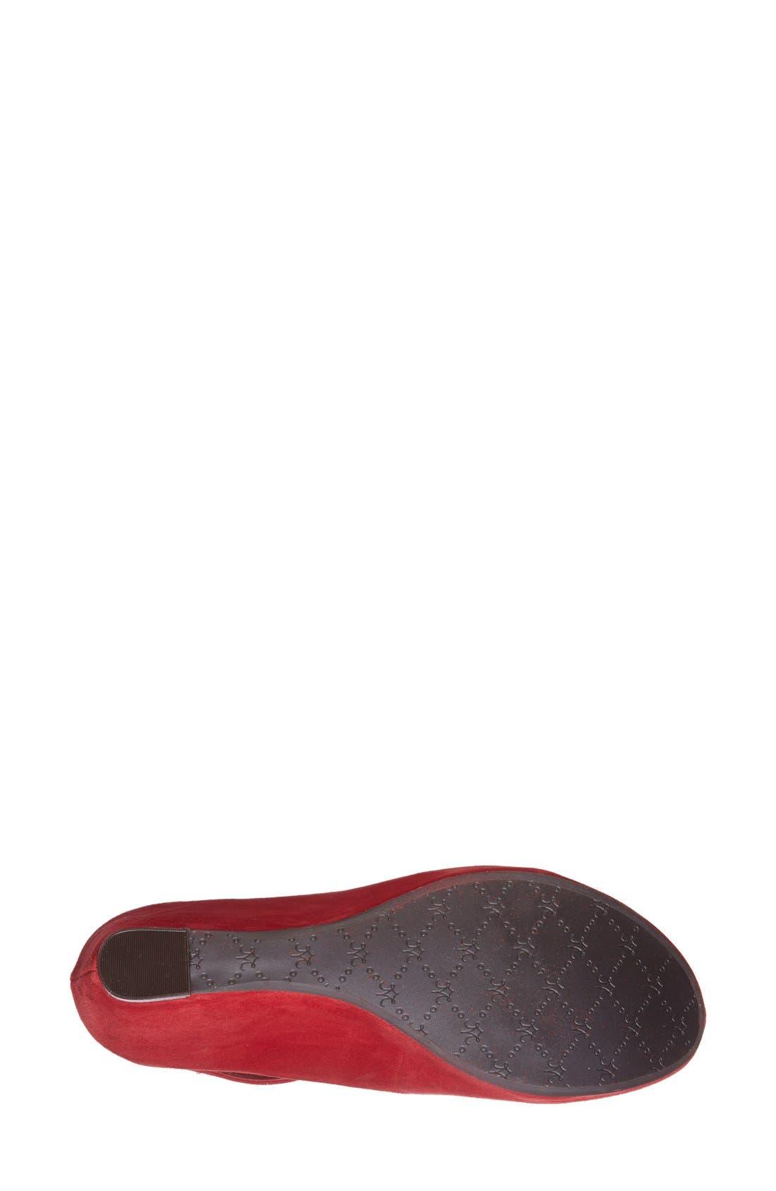 'Tricia' Ankle Strap Sandal,                             Alternate thumbnail 59, color,
