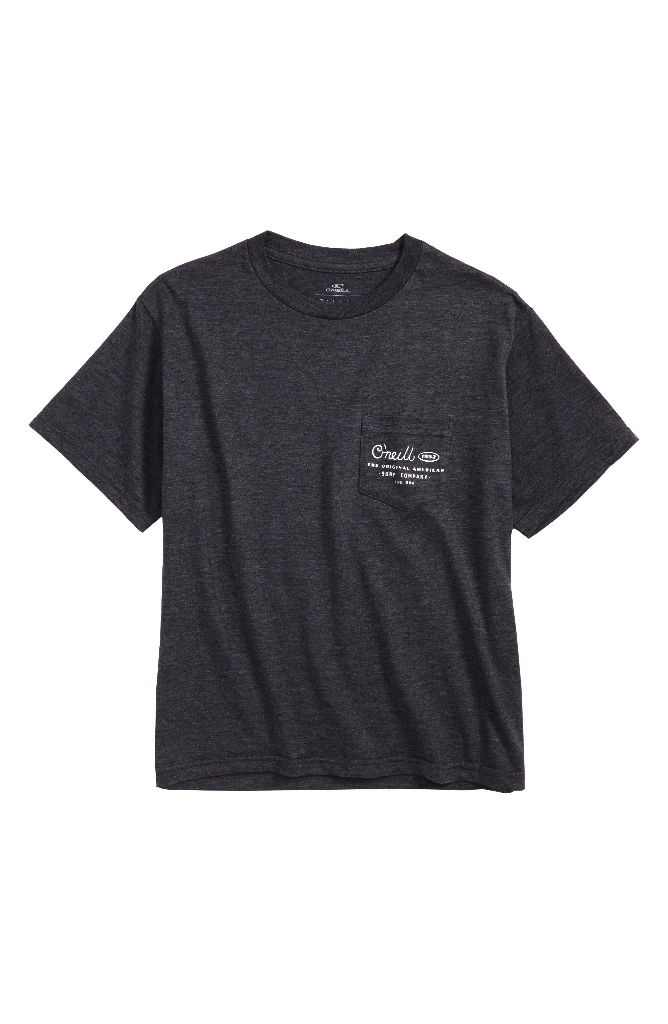 Randolph Pocket T-Shirt,                             Main thumbnail 1, color,                             001