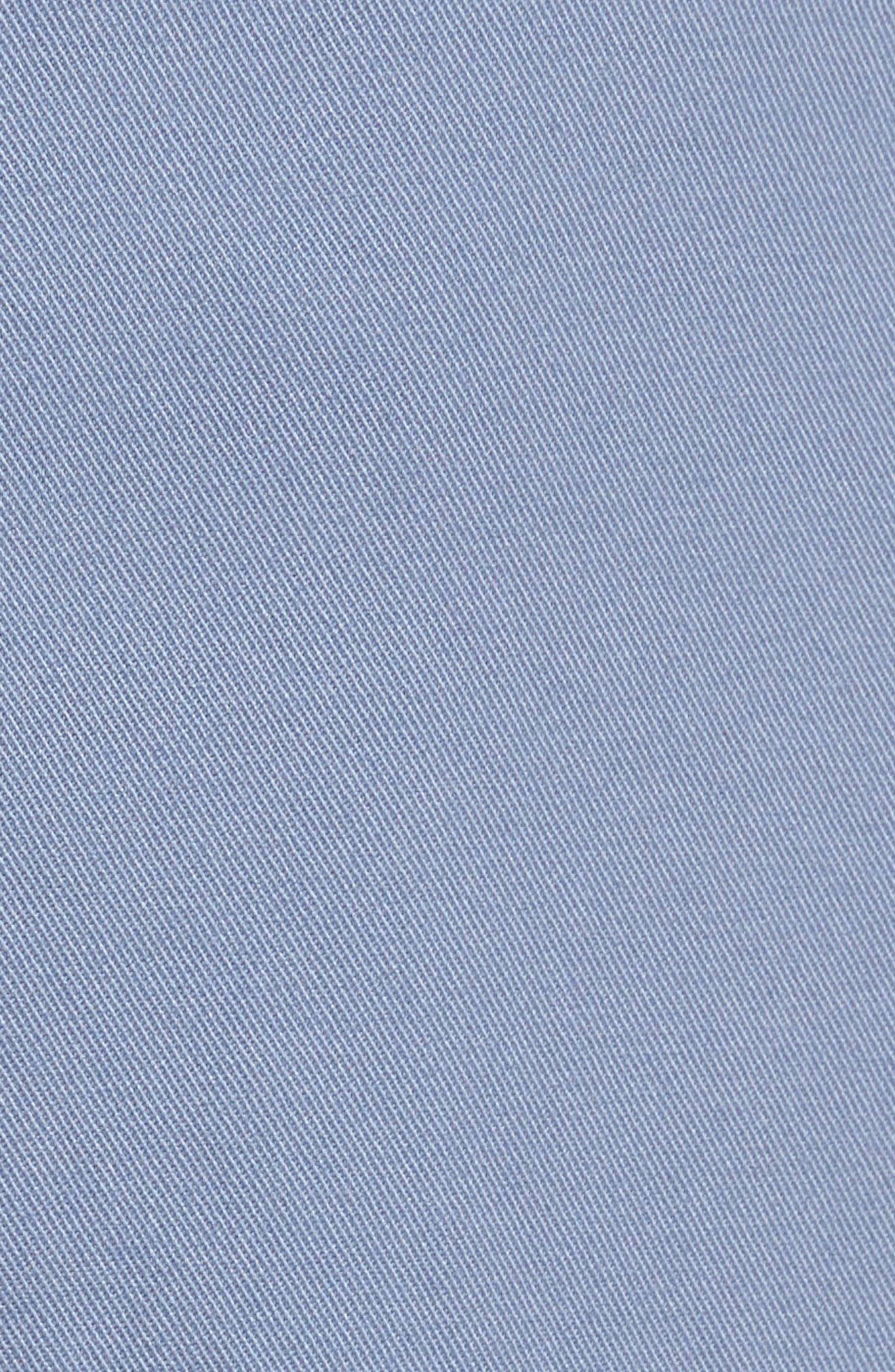 Tailored Fit Washed Stretch Cotton Chinos,                             Alternate thumbnail 158, color,