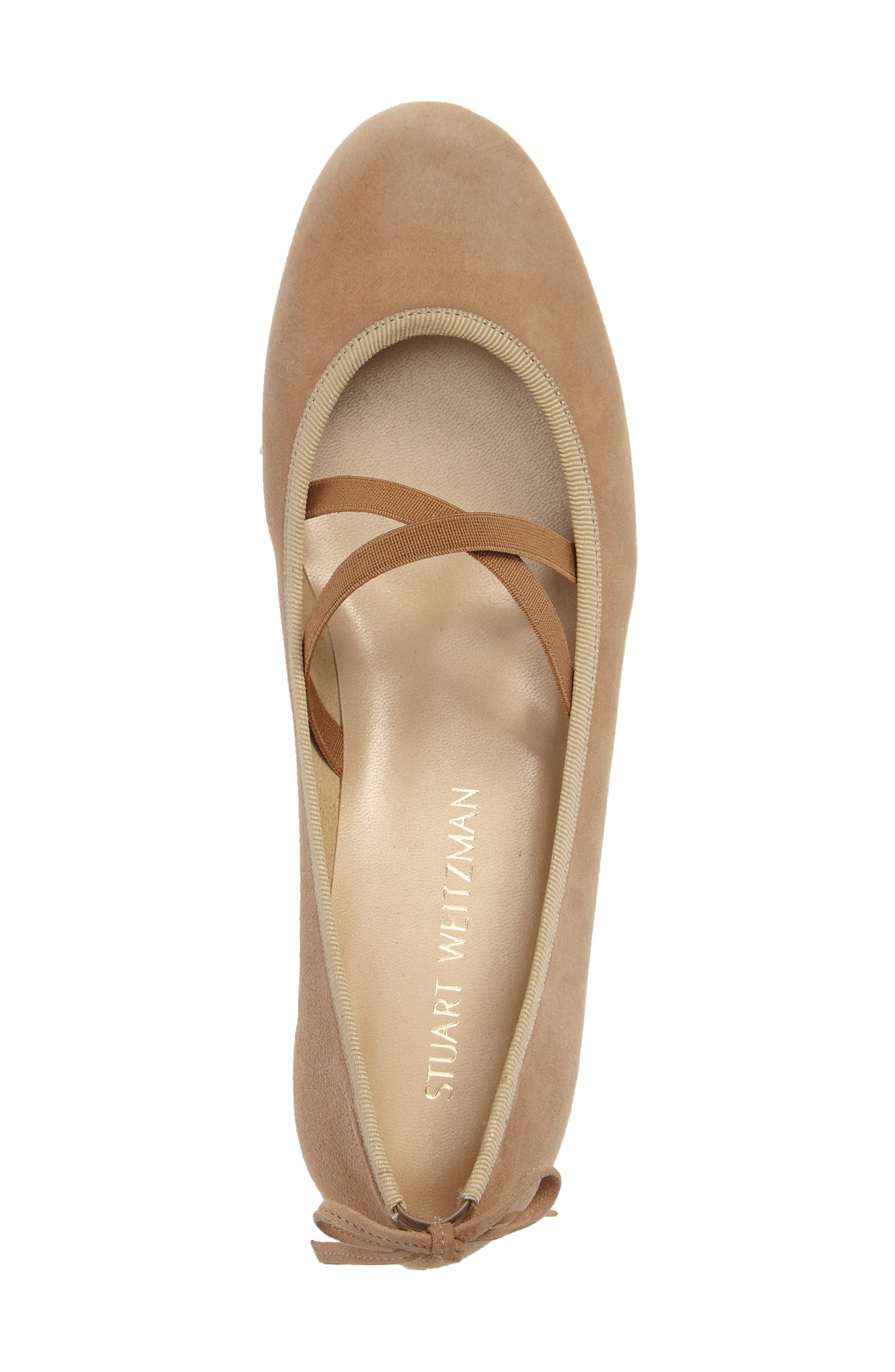 Bolshoi Ballet Flat,                             Alternate thumbnail 18, color,