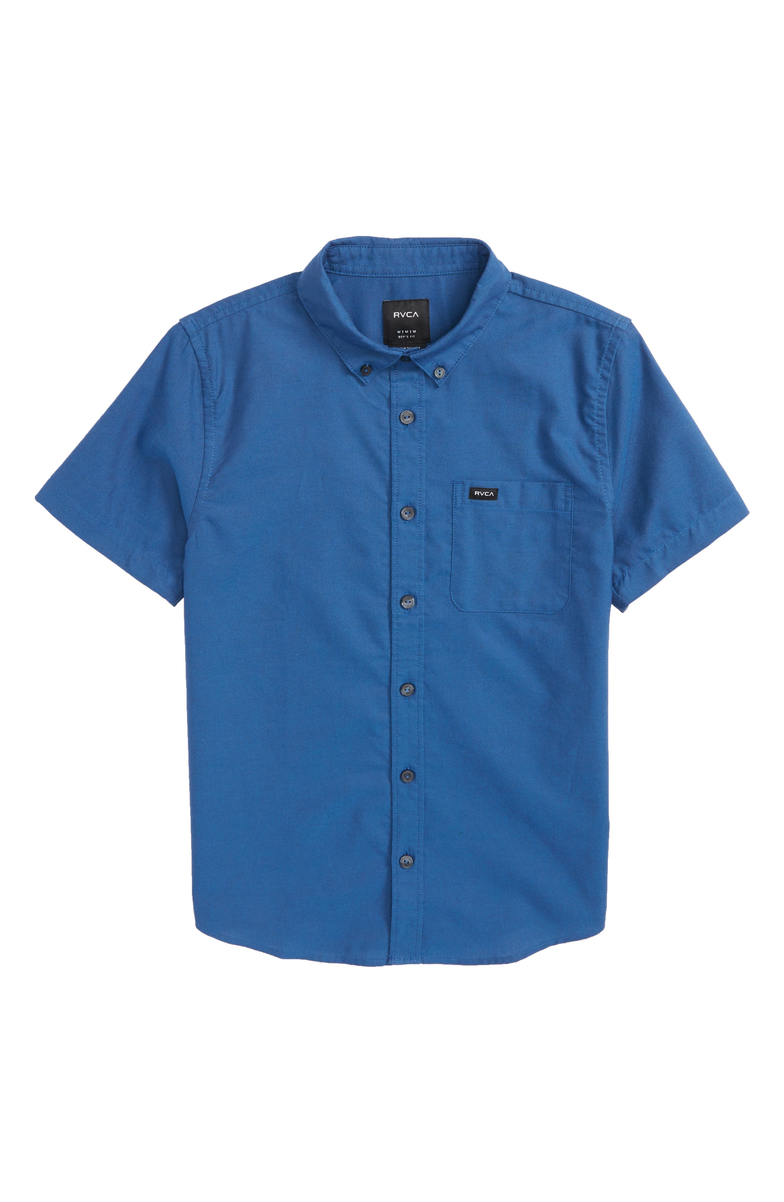 'That'll Do' Woven Shirt,                             Main thumbnail 6, color,