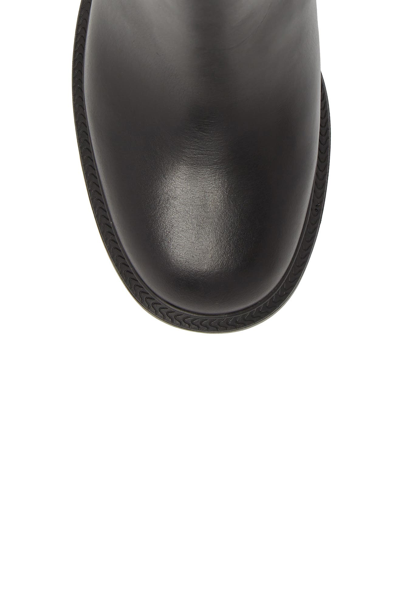 CAMPER,                             Whitnee Bootie,                             Alternate thumbnail 5, color,                             BLACK LEATHER/ BLACK
