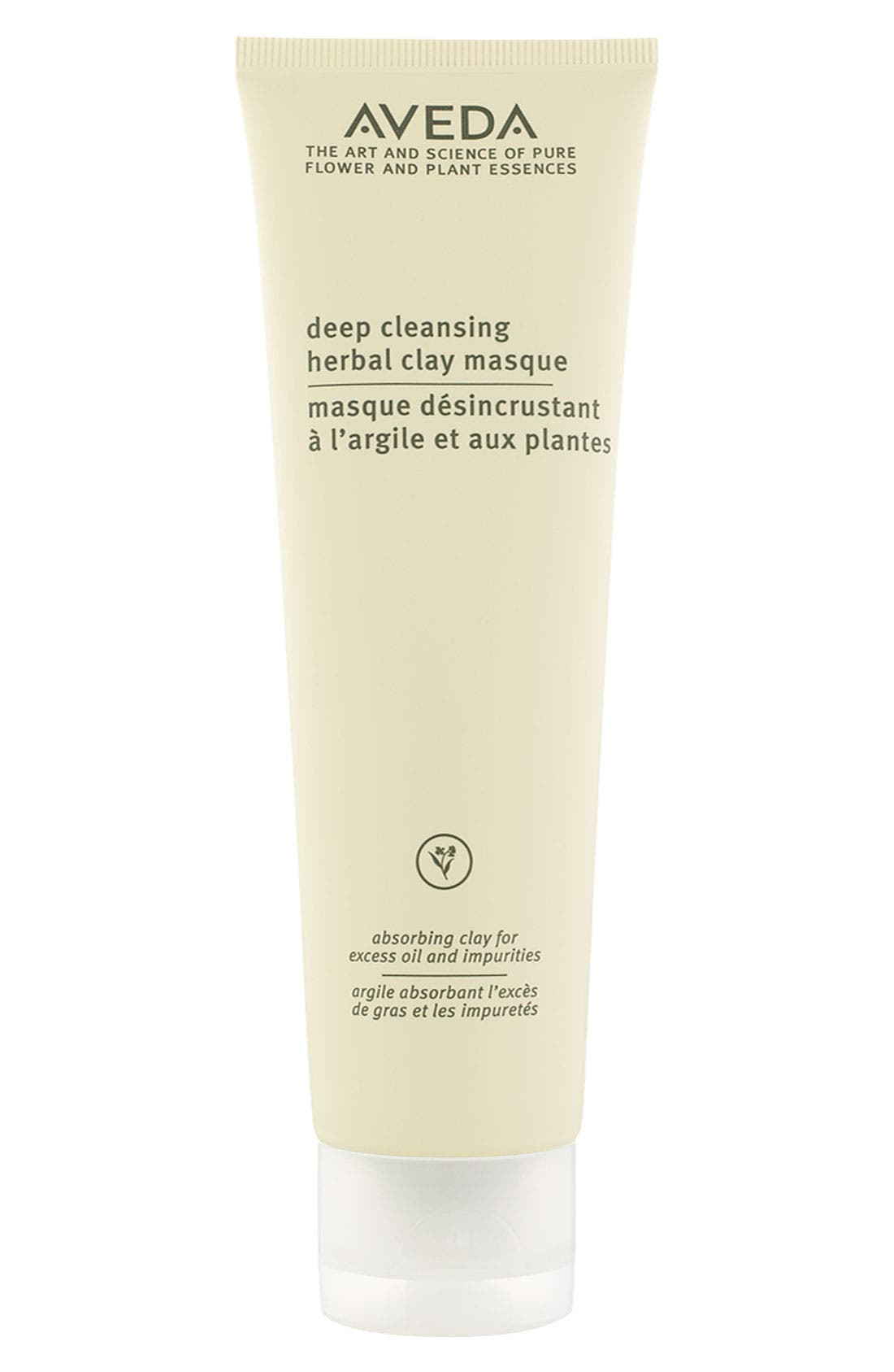 Deep Cleansing Herbal Clay Masque,                             Main thumbnail 1, color,                             000