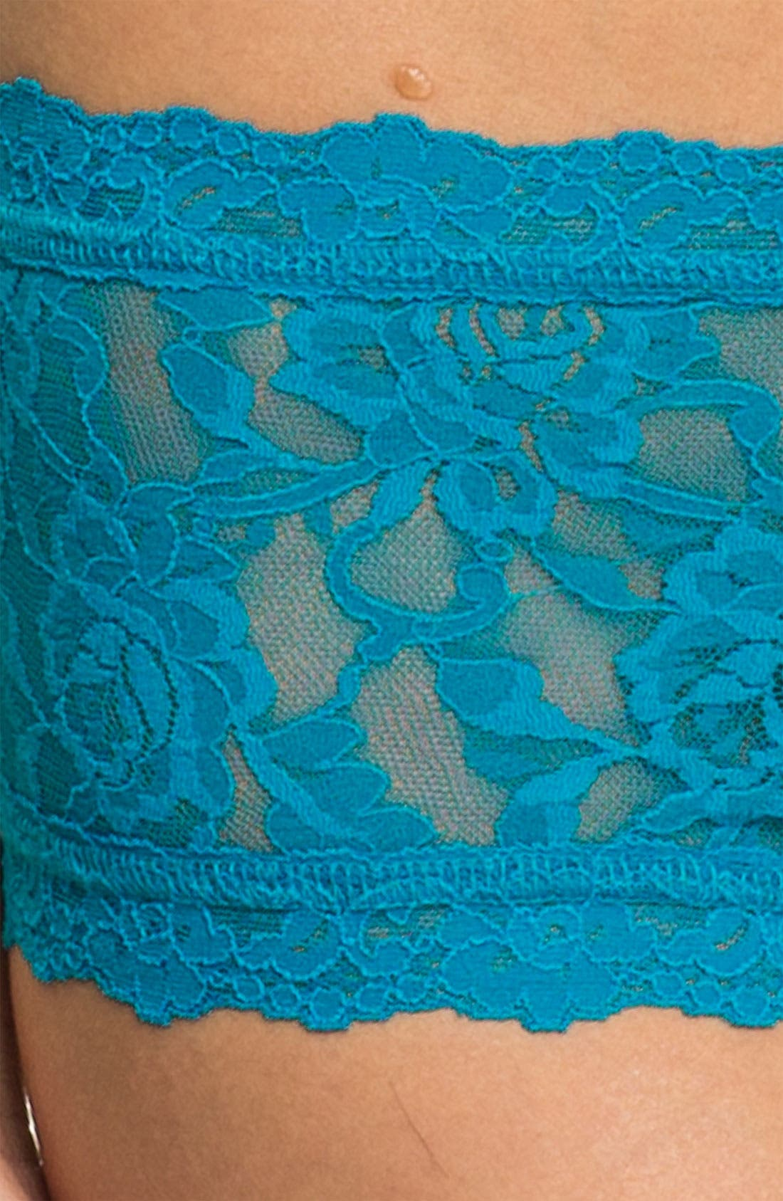 'Signature Lace' Boyshorts,                             Alternate thumbnail 395, color,