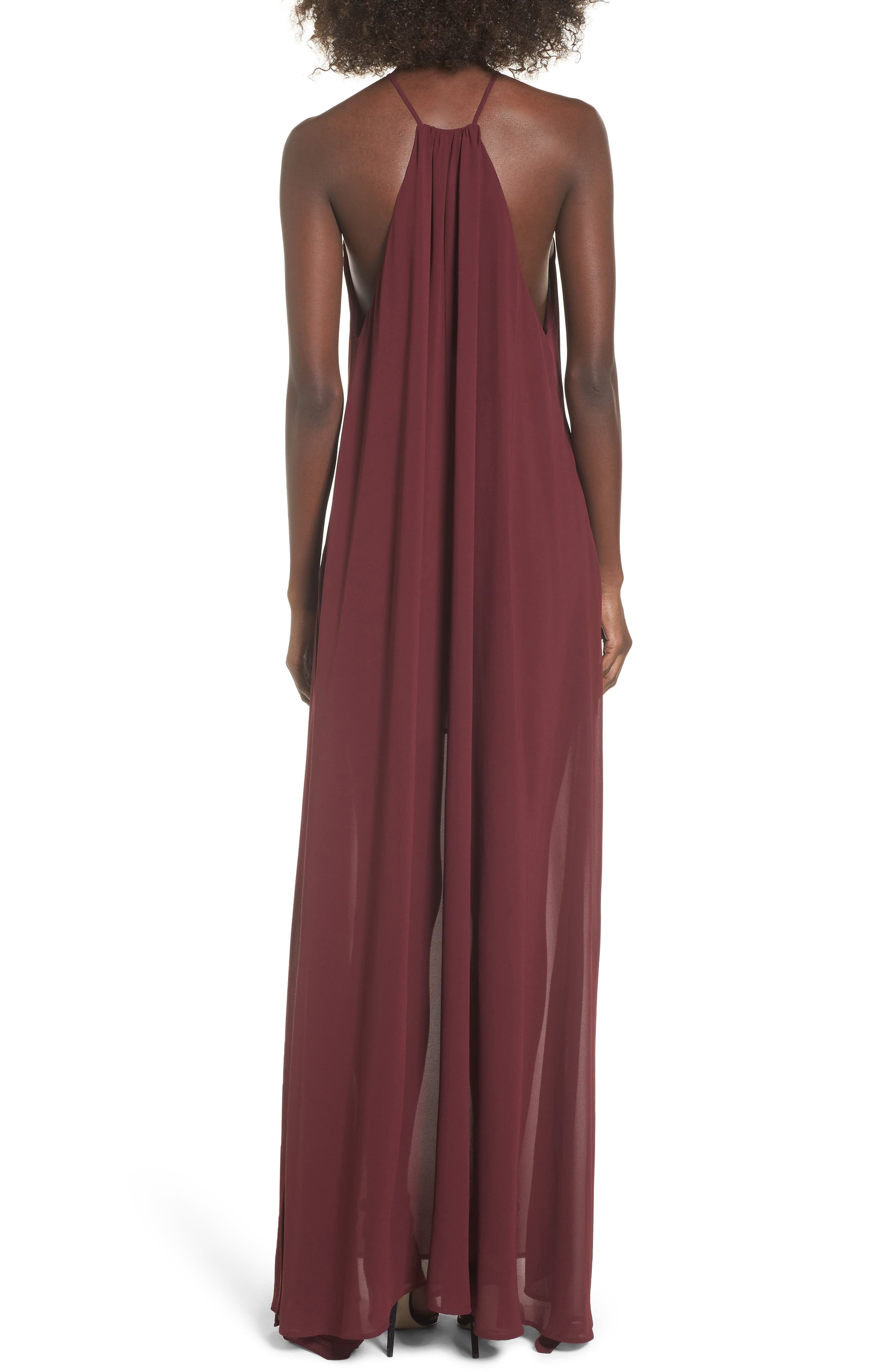 Bronte Maxi Dress,                             Alternate thumbnail 6, color,