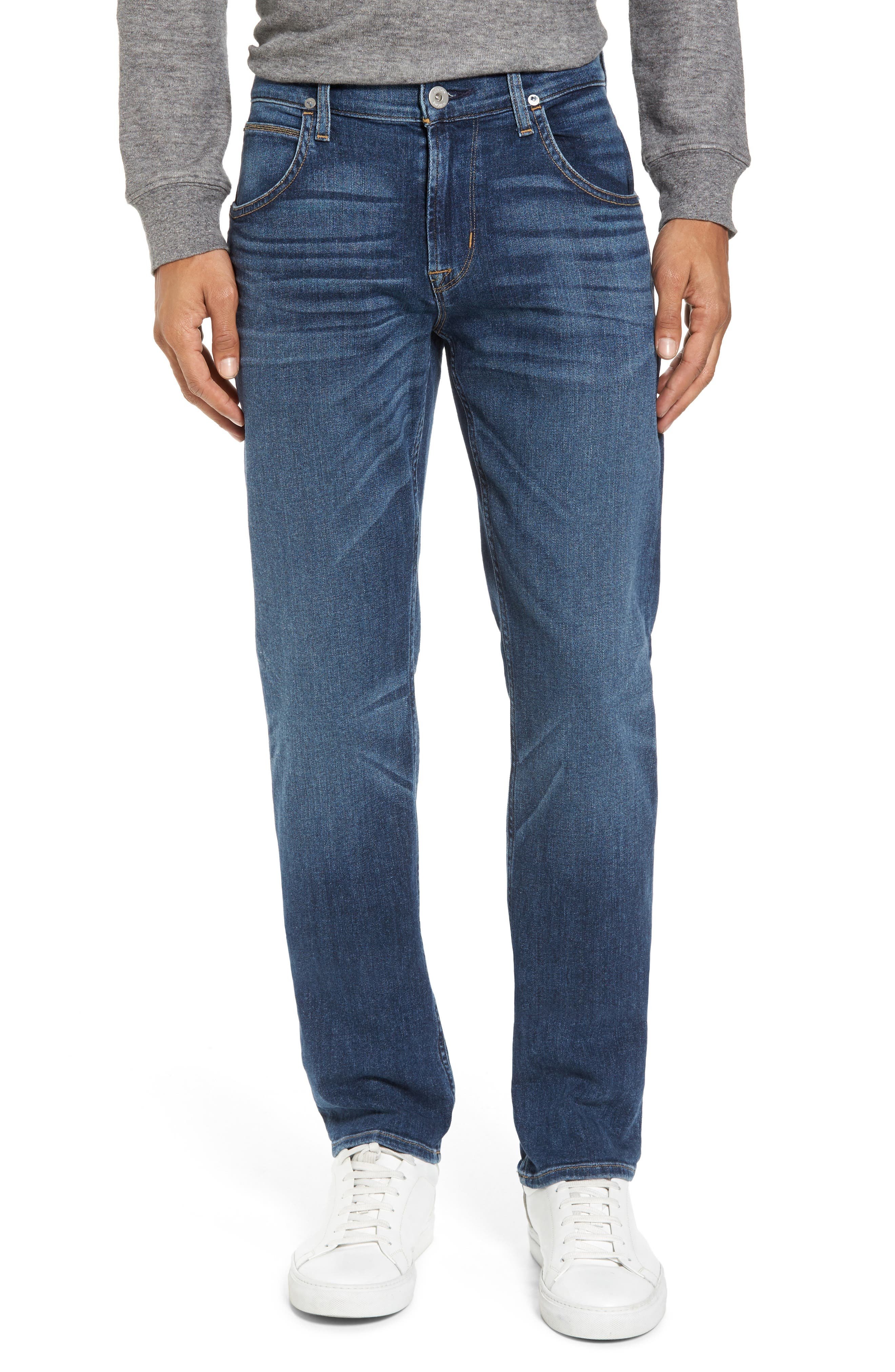 Blake Slim Fit Jeans,                         Main,                         color, 420