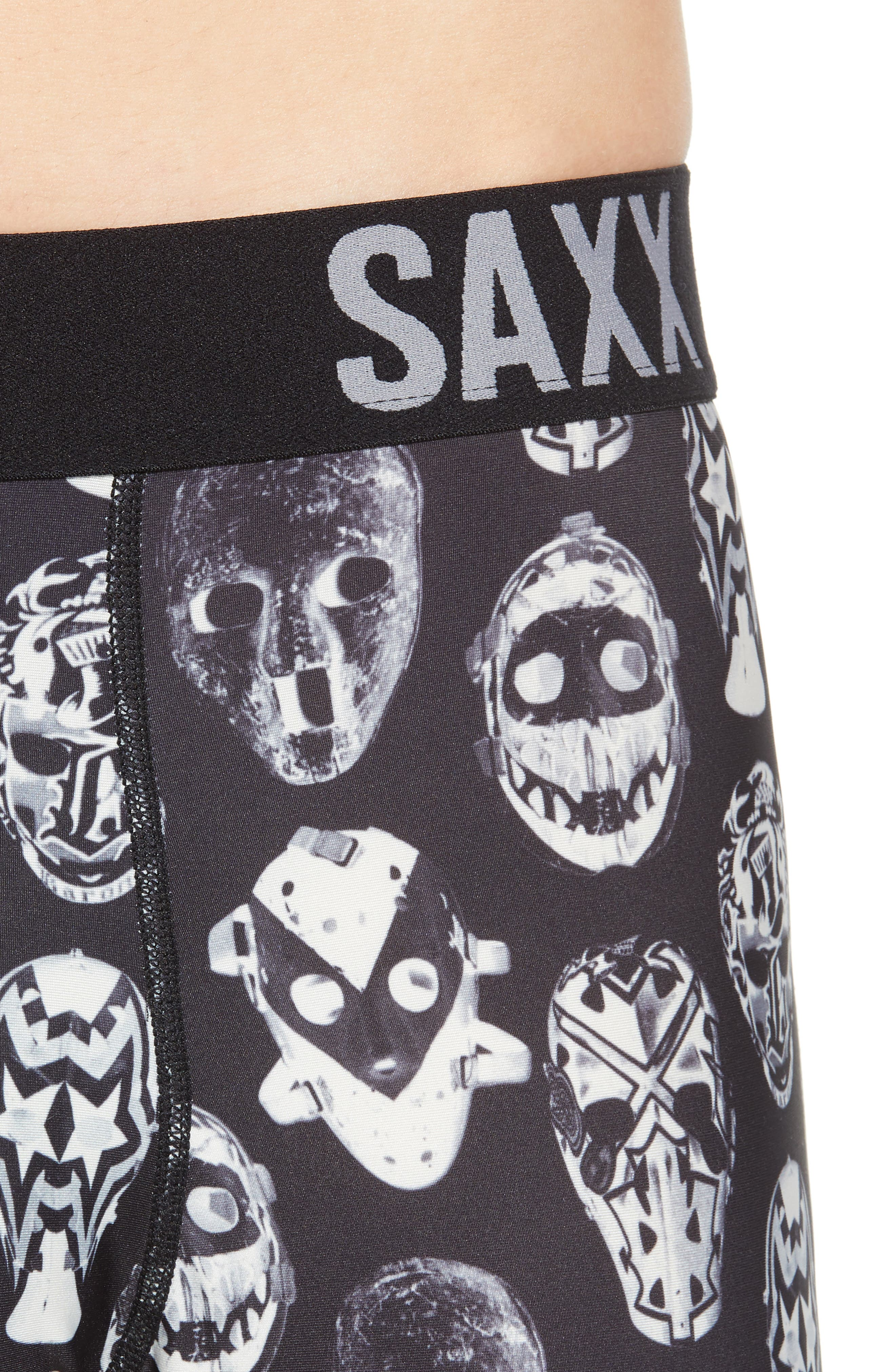 Fuse Masked Boxer Briefs,                             Alternate thumbnail 4, color,                             MASKED