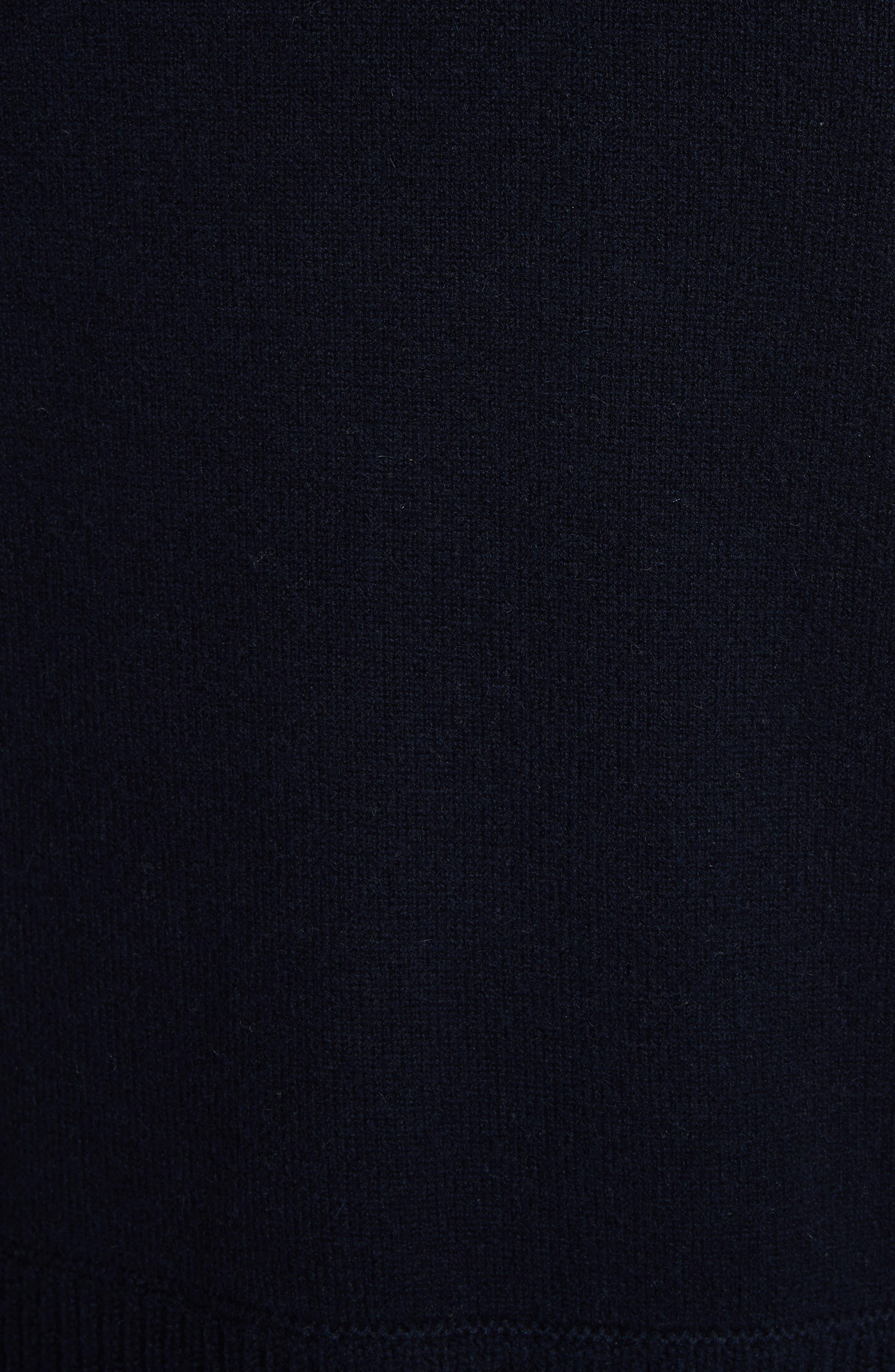 Wide Collar Cashmere Cardigan,                             Alternate thumbnail 15, color,