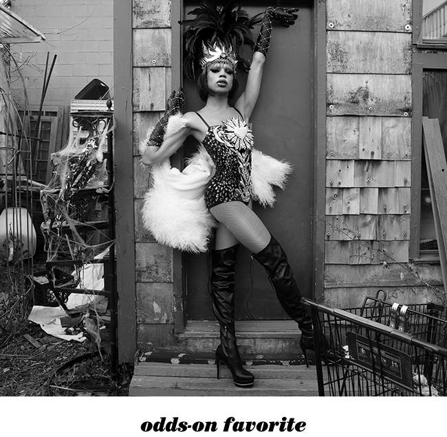Odds-on favorite. Our chat with Yvie Oddly, RuPaul's Drag Race Season 11 winner.