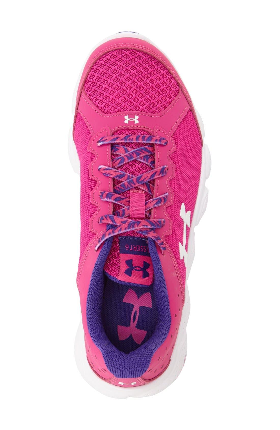 'Micro G<sup>®</sup> Assert VI' Running Shoe,                             Alternate thumbnail 12, color,