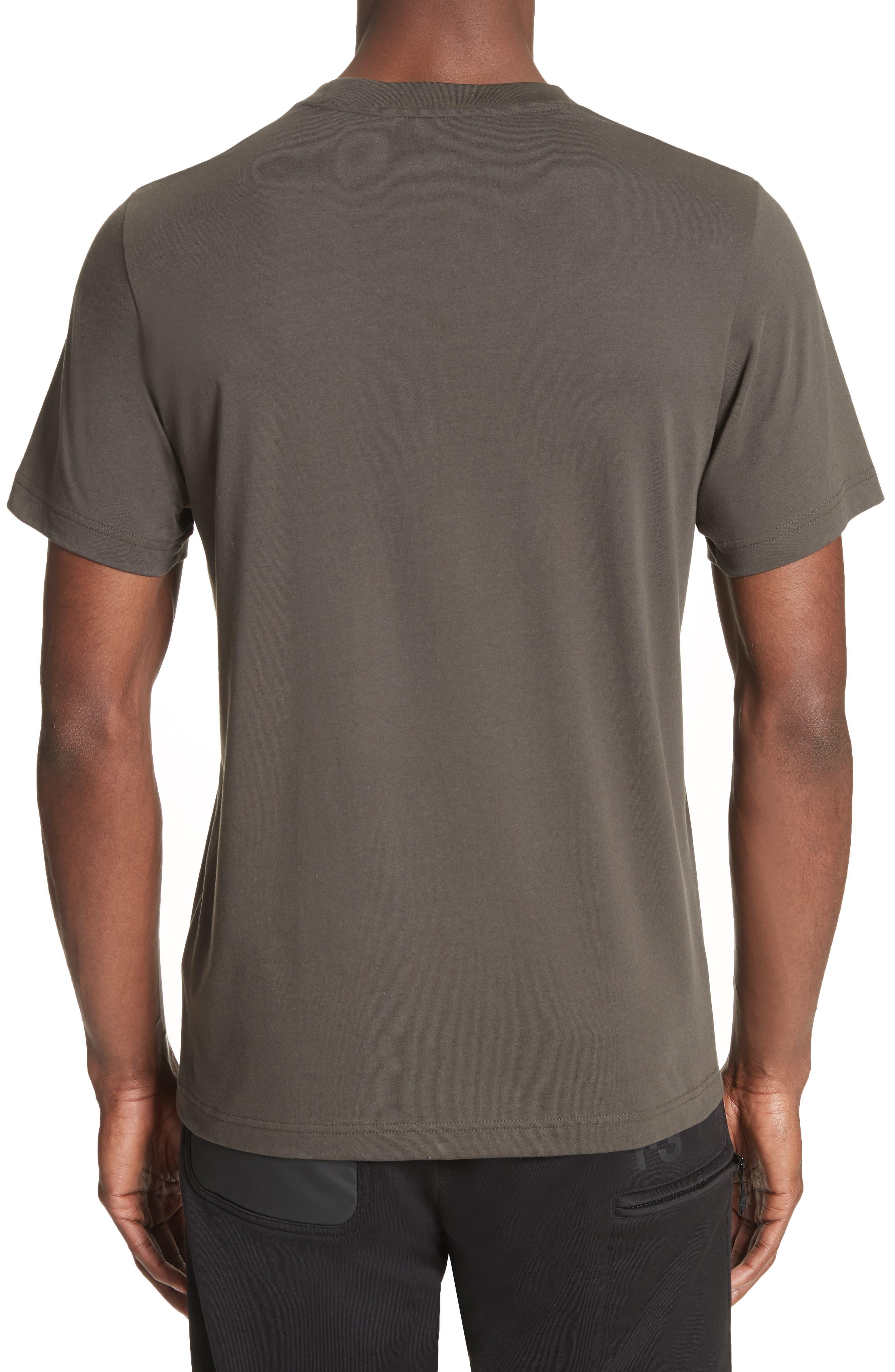 Classic Logo T-Shirt,                             Alternate thumbnail 2, color,                             001