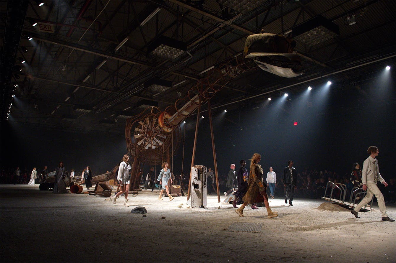 Pioneer spirit: Our interview with COACH creative director Stuart Vevers.