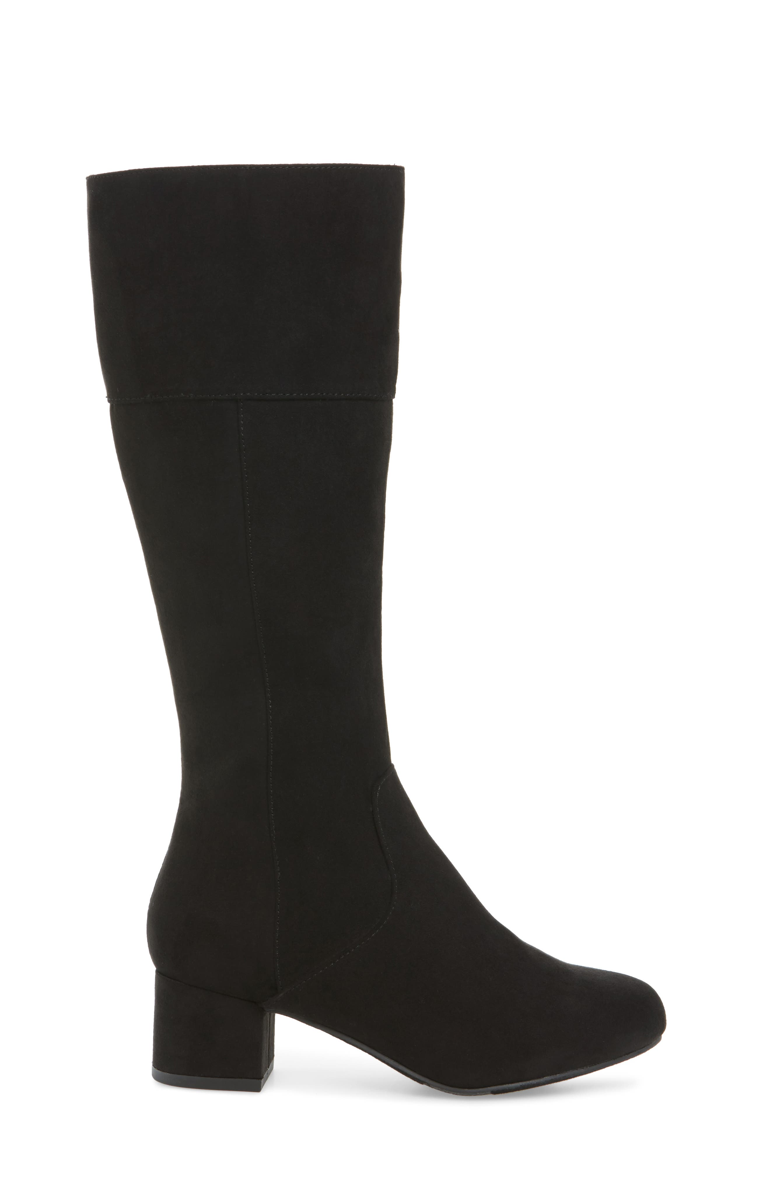 Tate Sydney Tall Boot,                             Alternate thumbnail 3, color,                             001