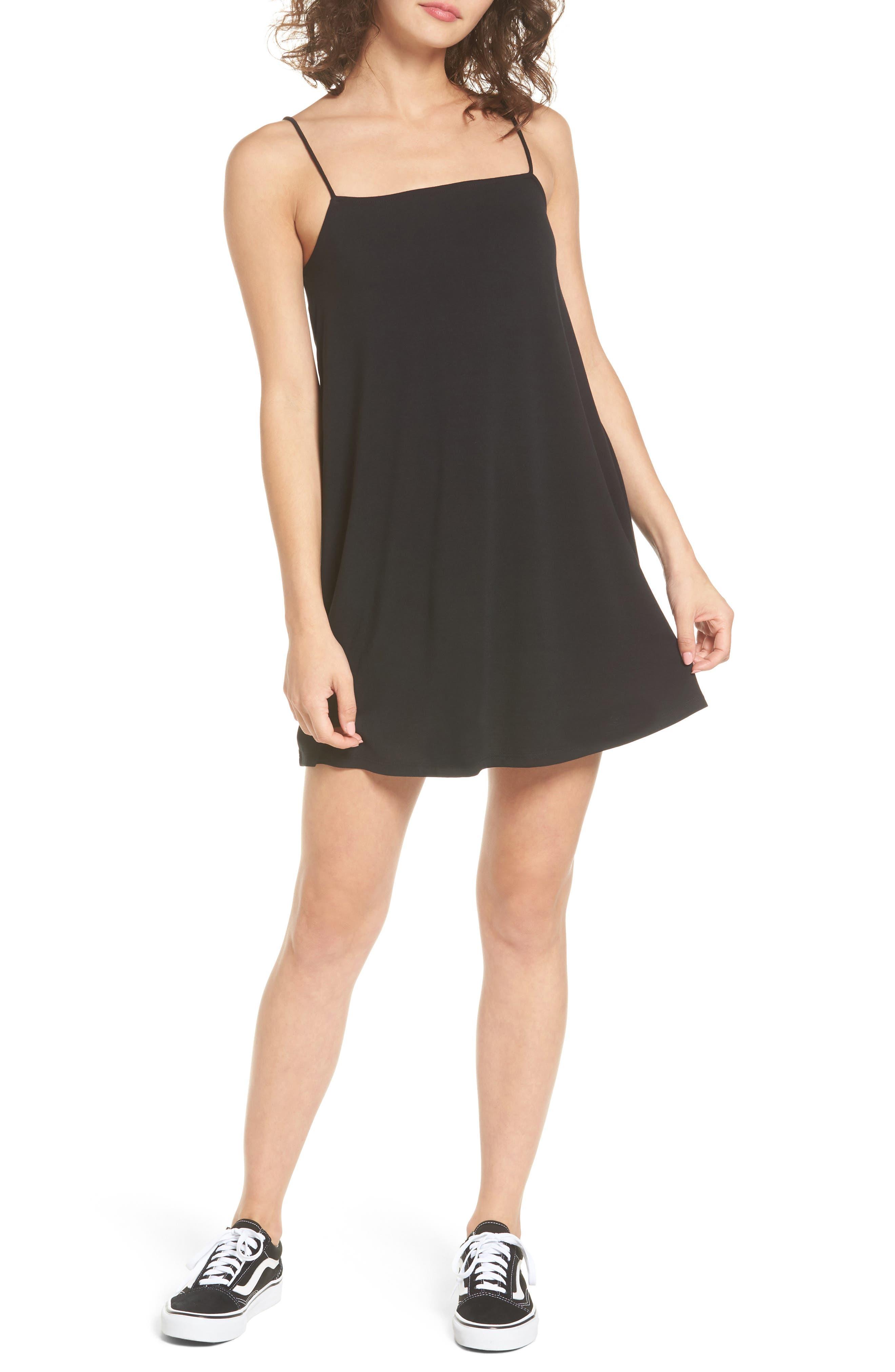 Rachel Camisole Dress,                             Main thumbnail 1, color,                             001