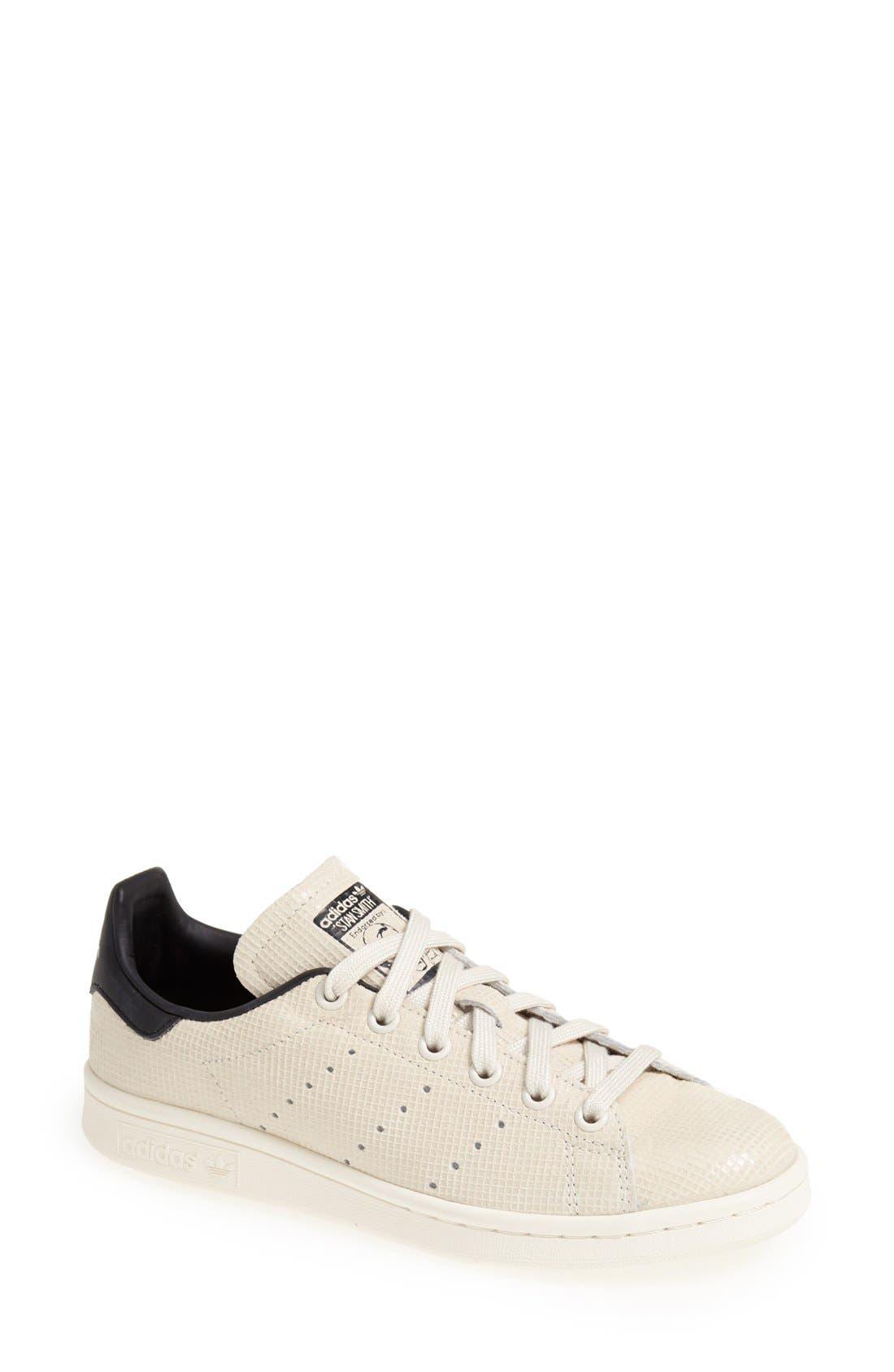 'Stan Smith' Sneaker, Main, color, 100