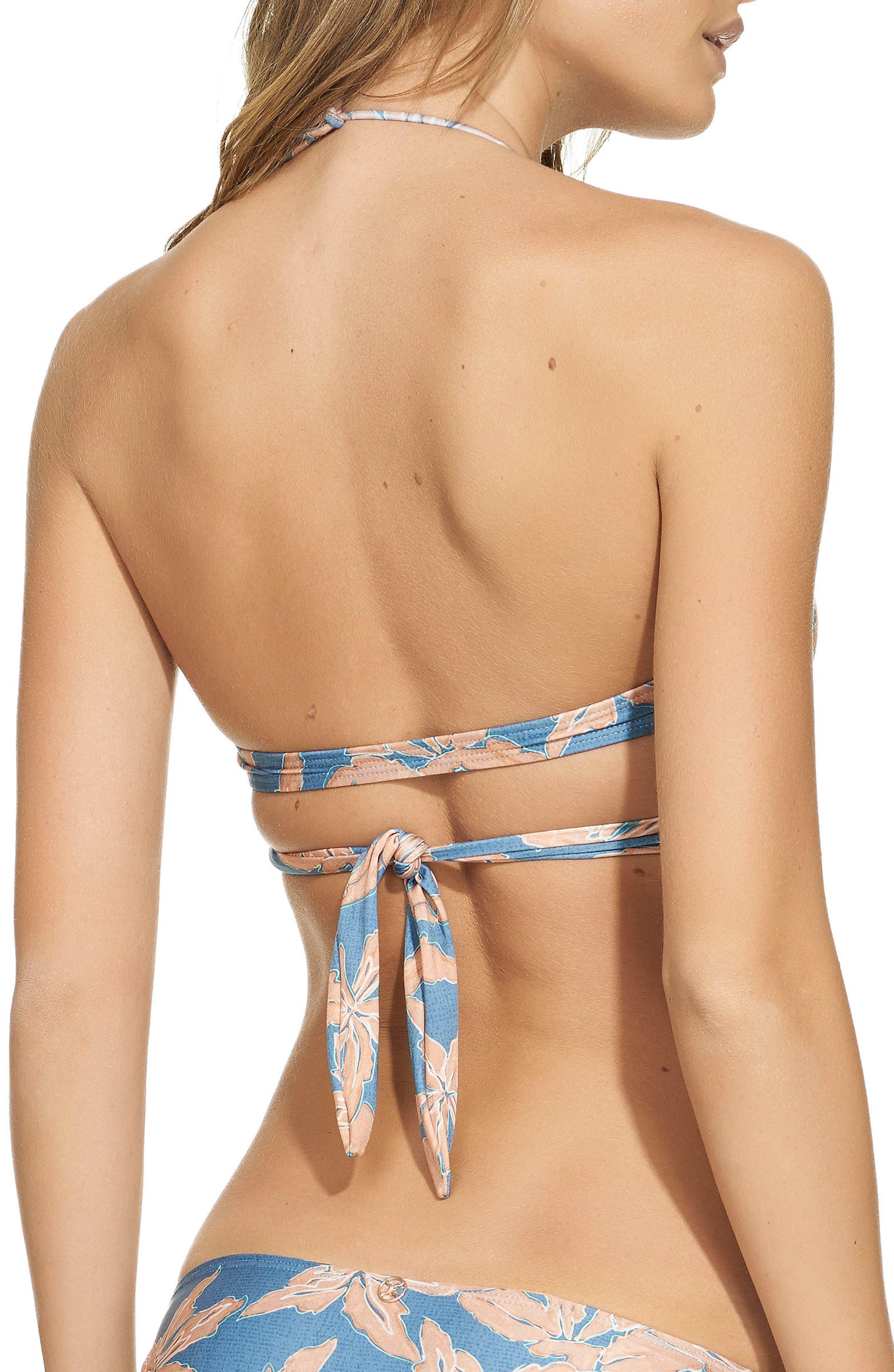 ViX Margarita Middle Loop Bikini Top,                             Alternate thumbnail 2, color,                             400