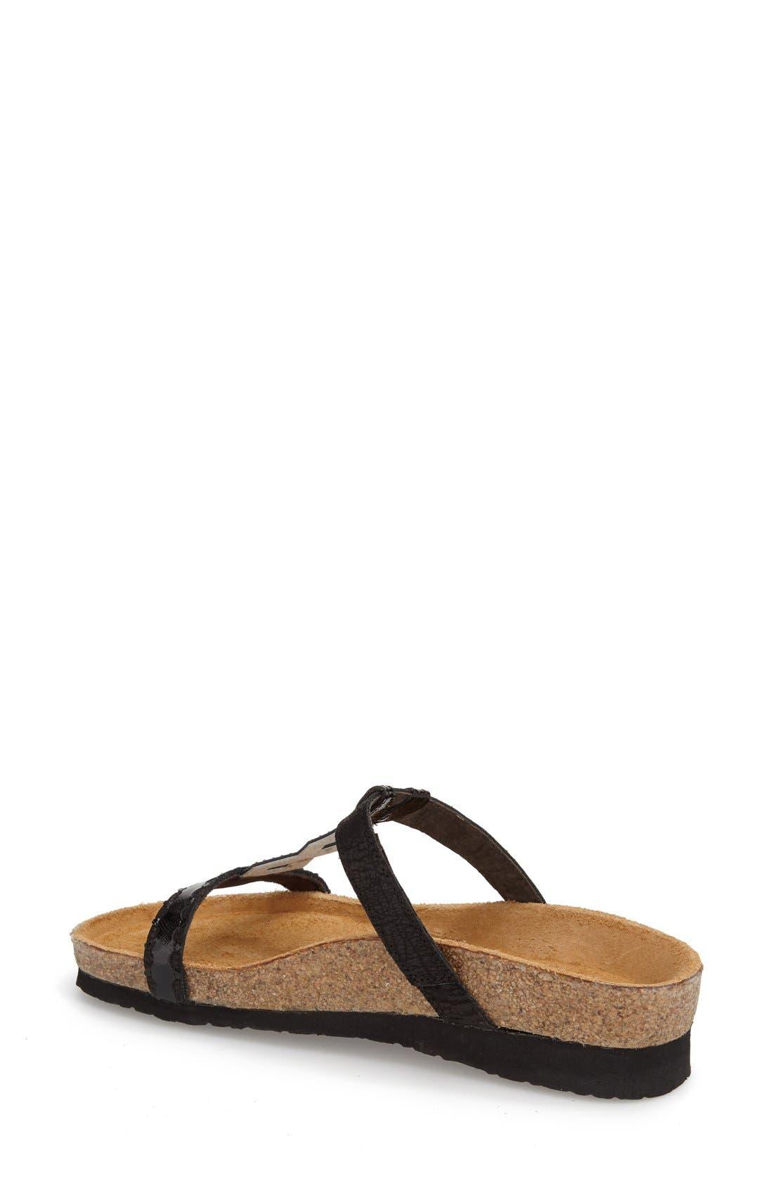 Embellished Walking Sandal,                             Alternate thumbnail 4, color,