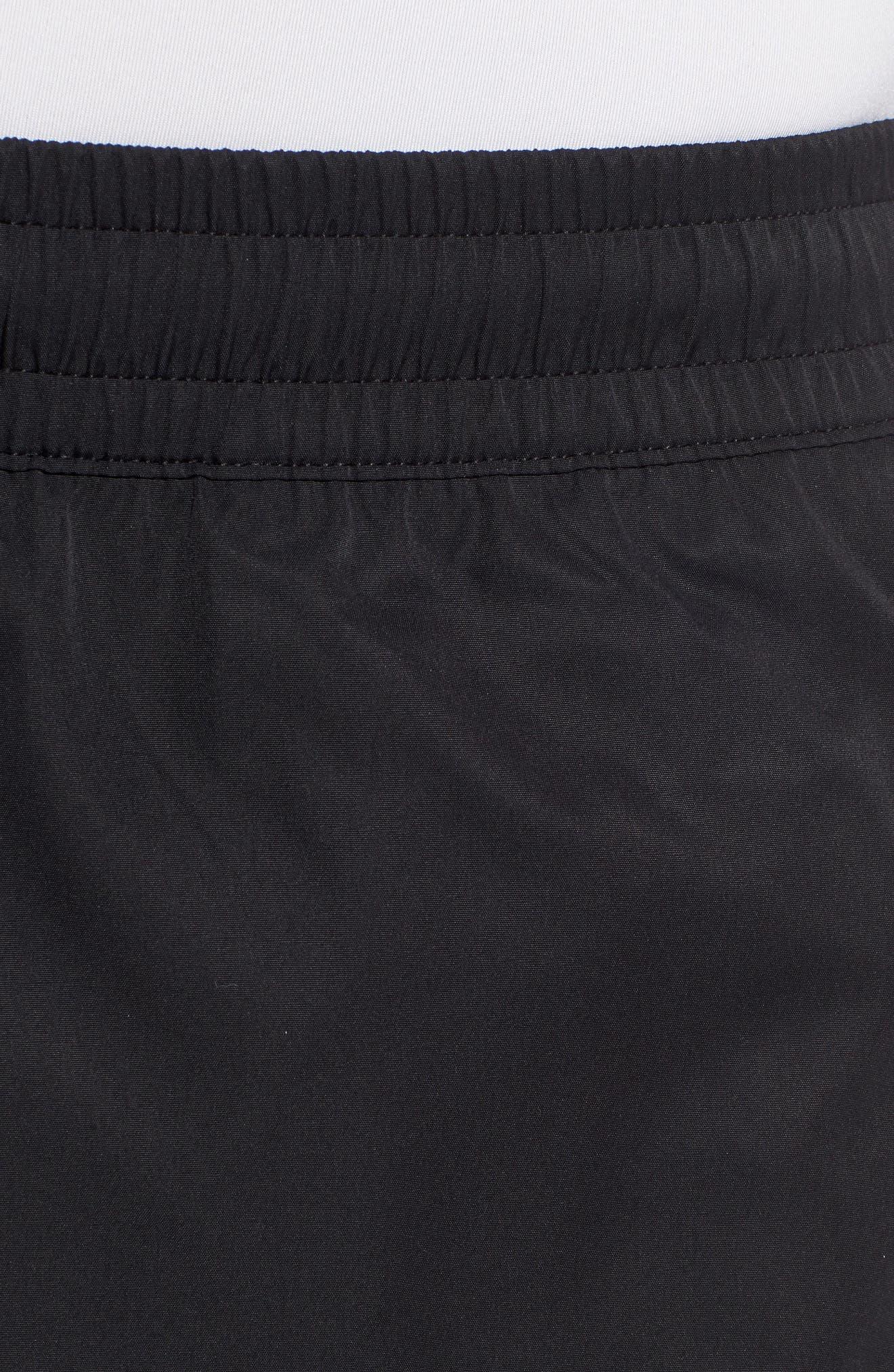 NSW Archive Shorts,                             Alternate thumbnail 4, color,                             BLACK/ SAIL