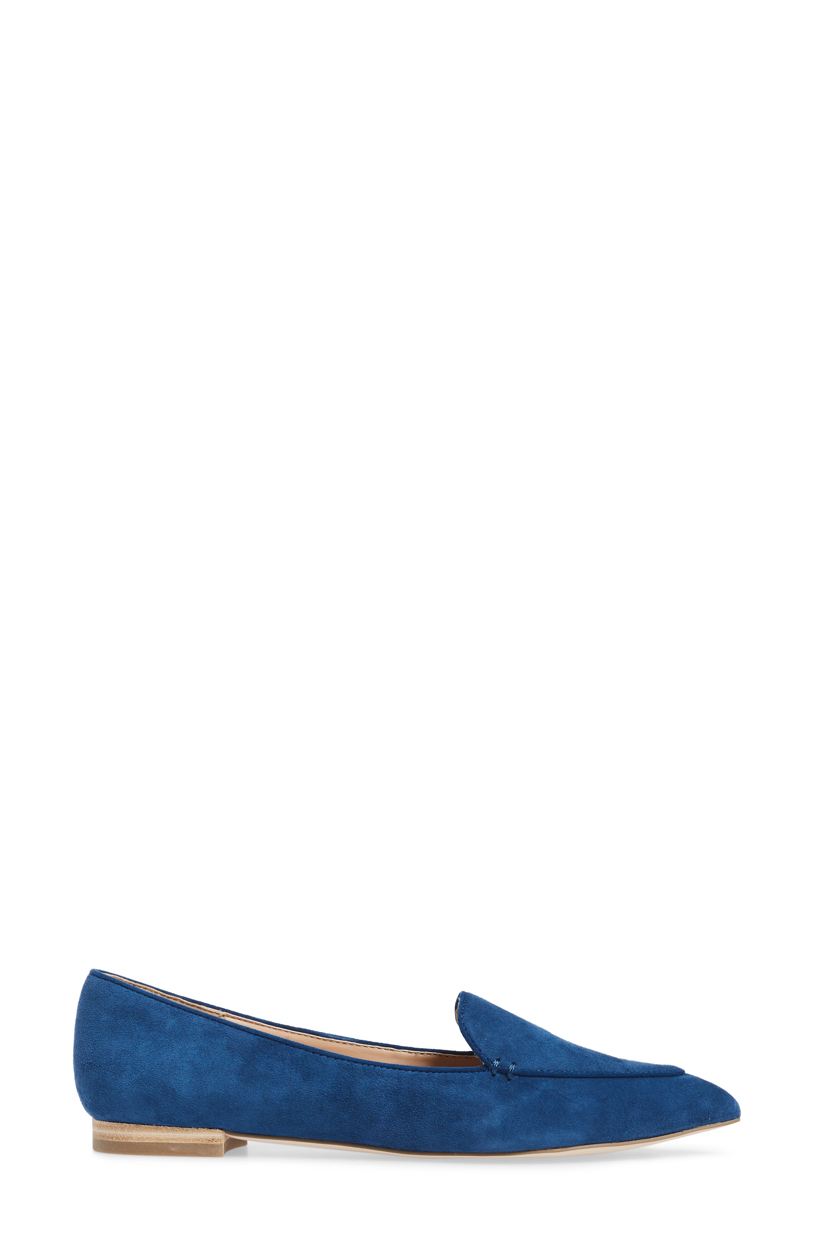 'Cammila' Pointy Toe Loafer,                             Alternate thumbnail 24, color,