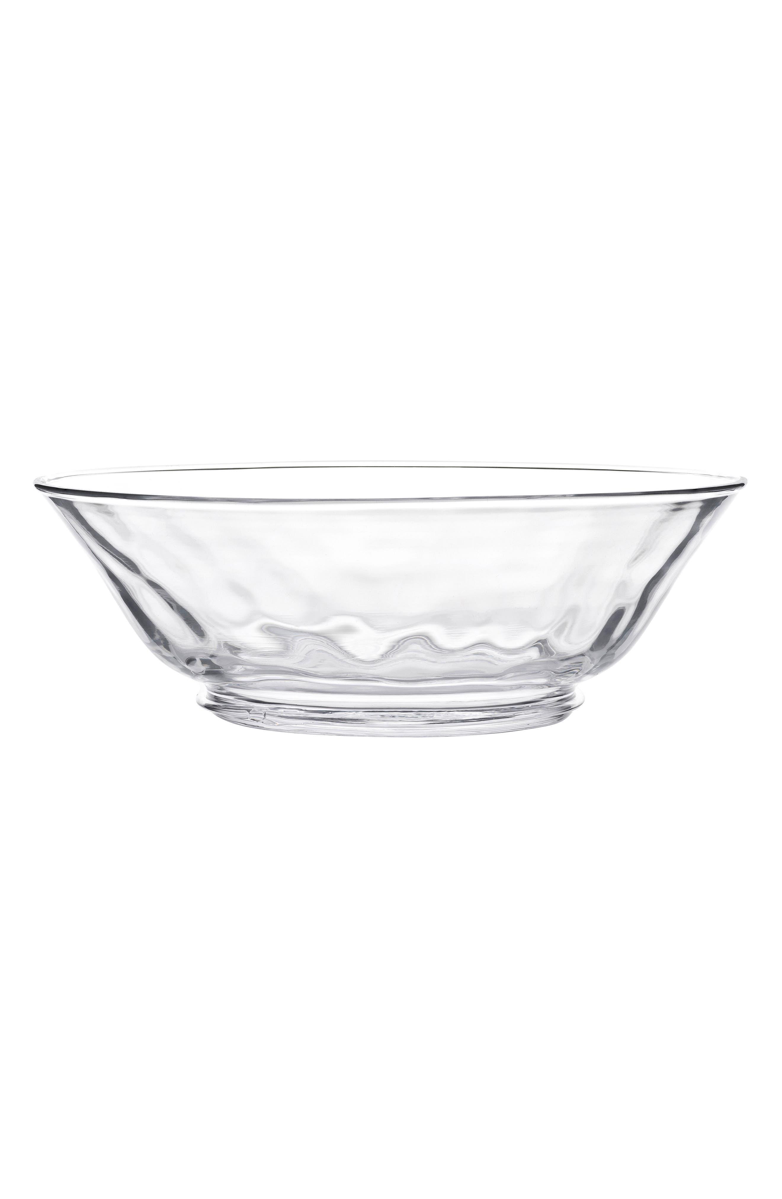 Carine Bowl,                             Alternate thumbnail 2, color,                             CLEAR