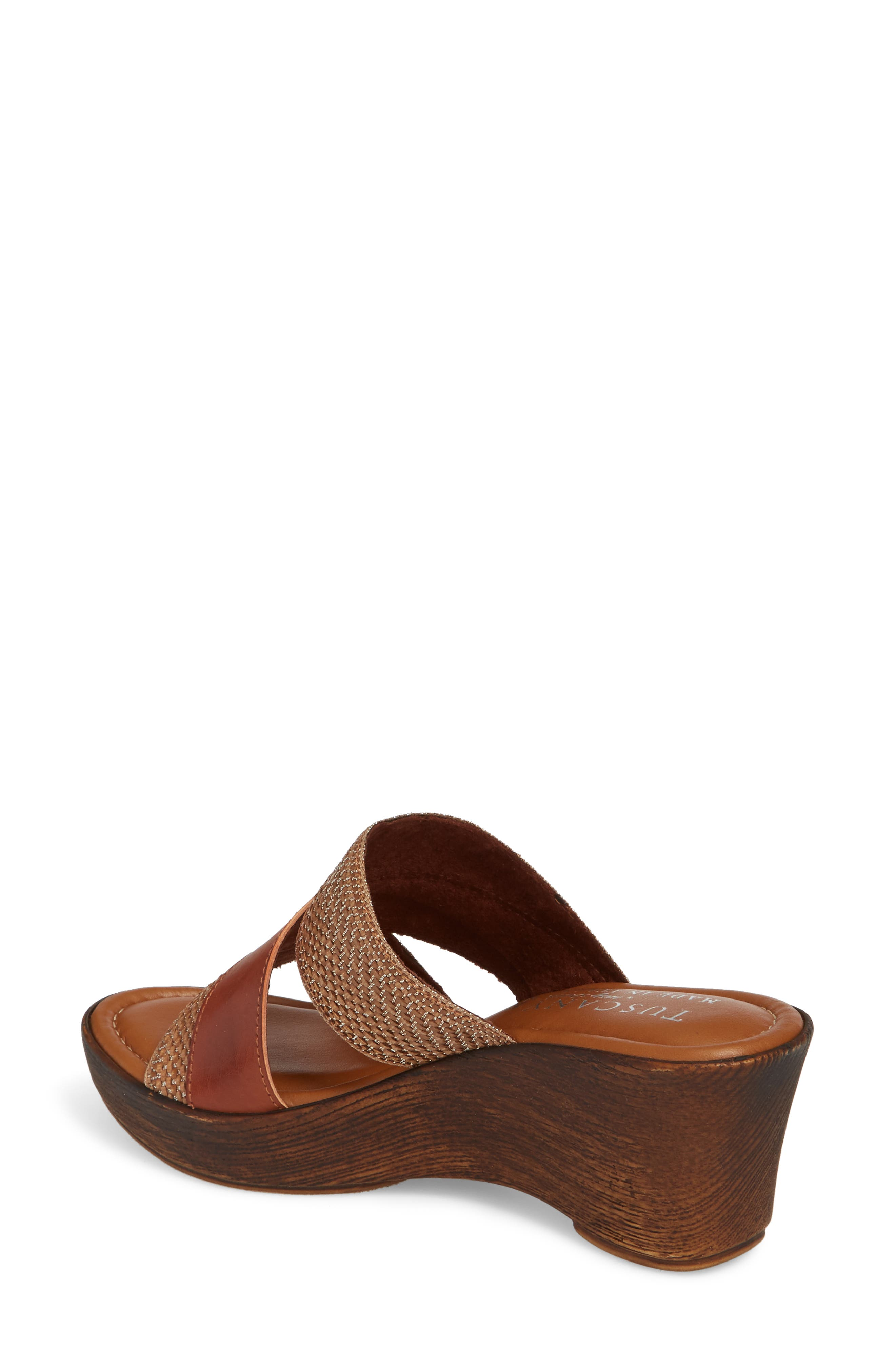 by Easy Street<sup>®</sup> Positano Sandal,                             Alternate thumbnail 7, color,