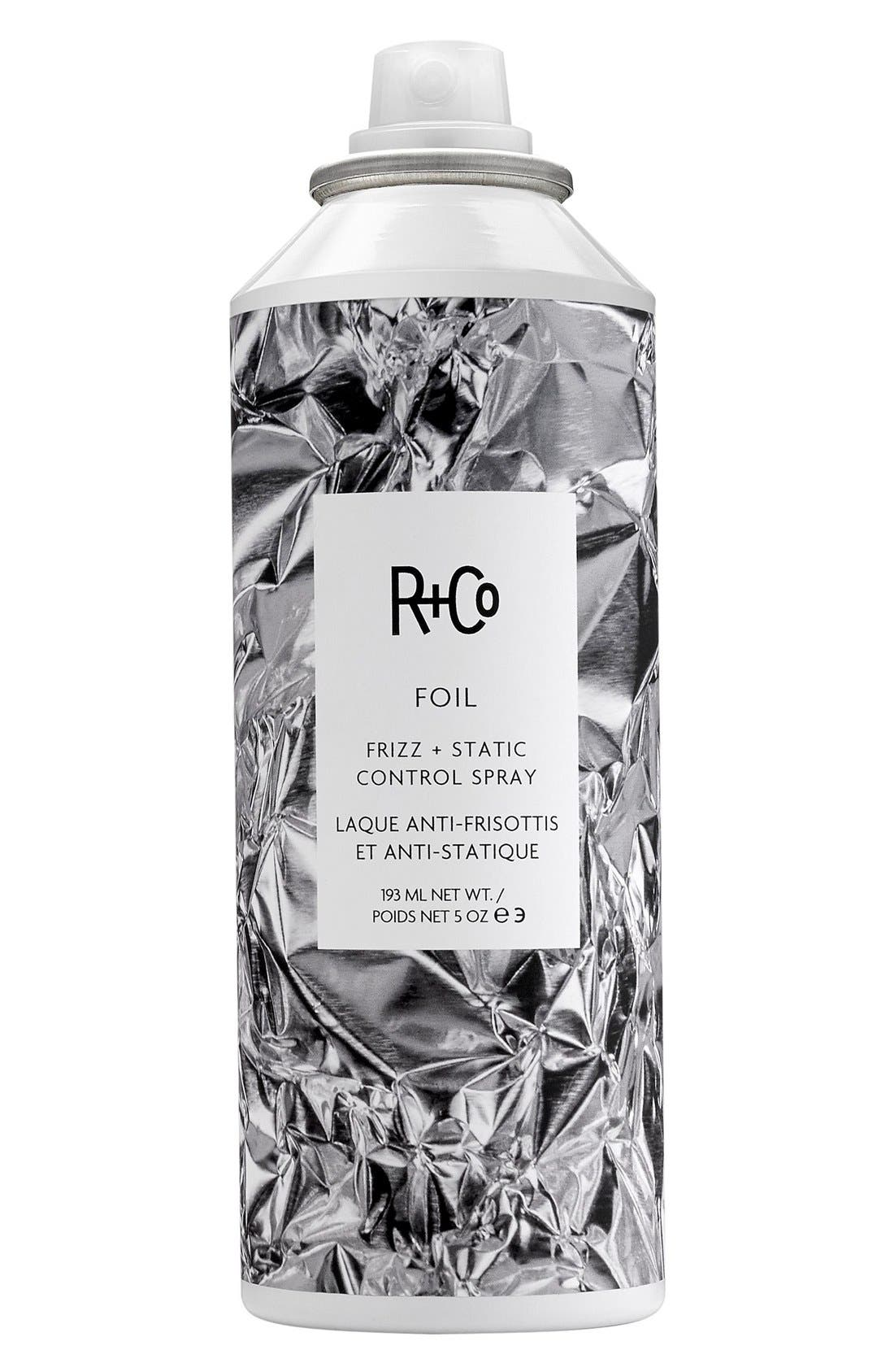 Space.NK.apothecary R+Co Foil Frizz + Static Control Spray,                             Main thumbnail 1, color,                             960