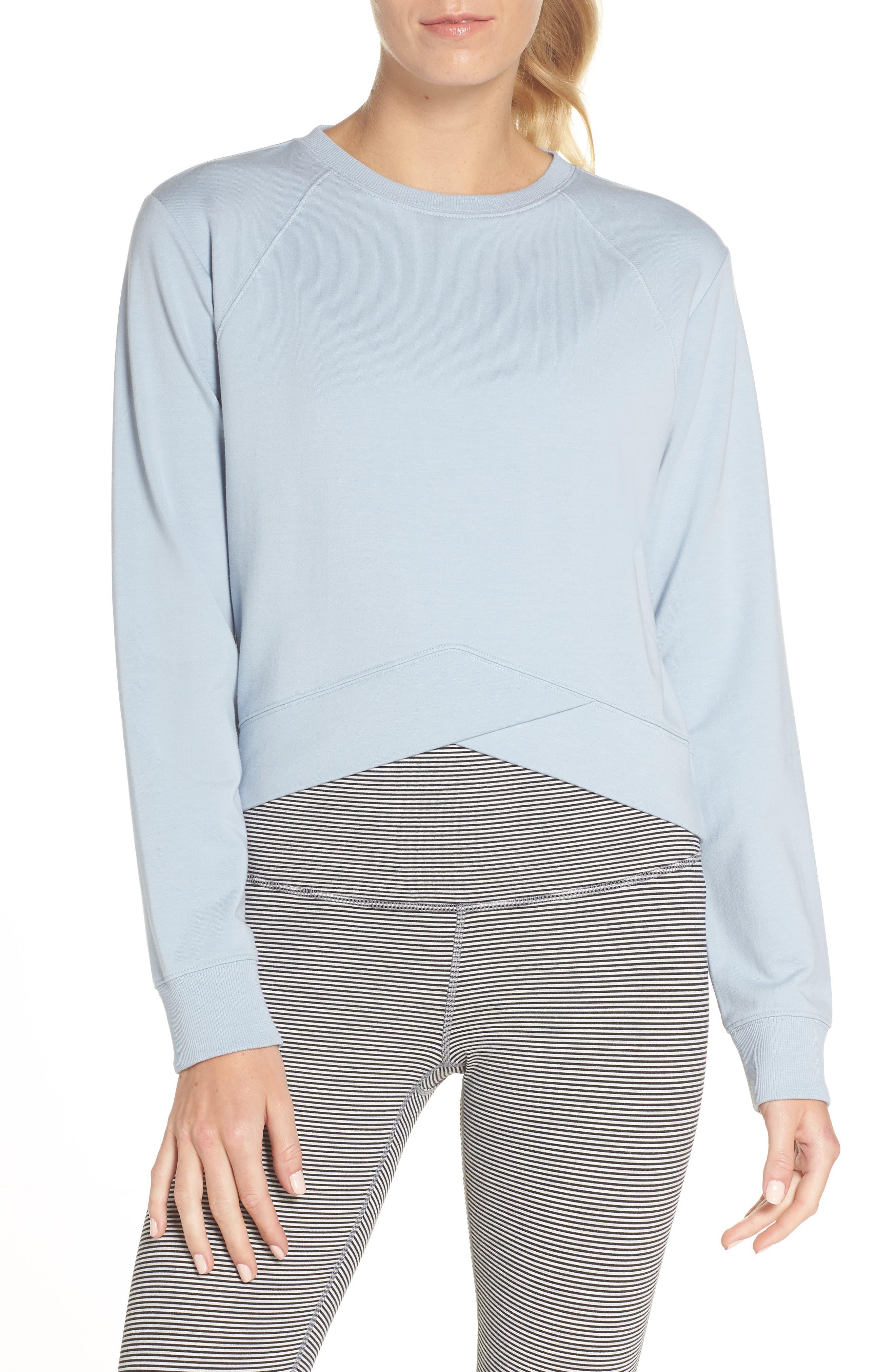Uplifted Sweatshirt,                         Main,                         color, 420