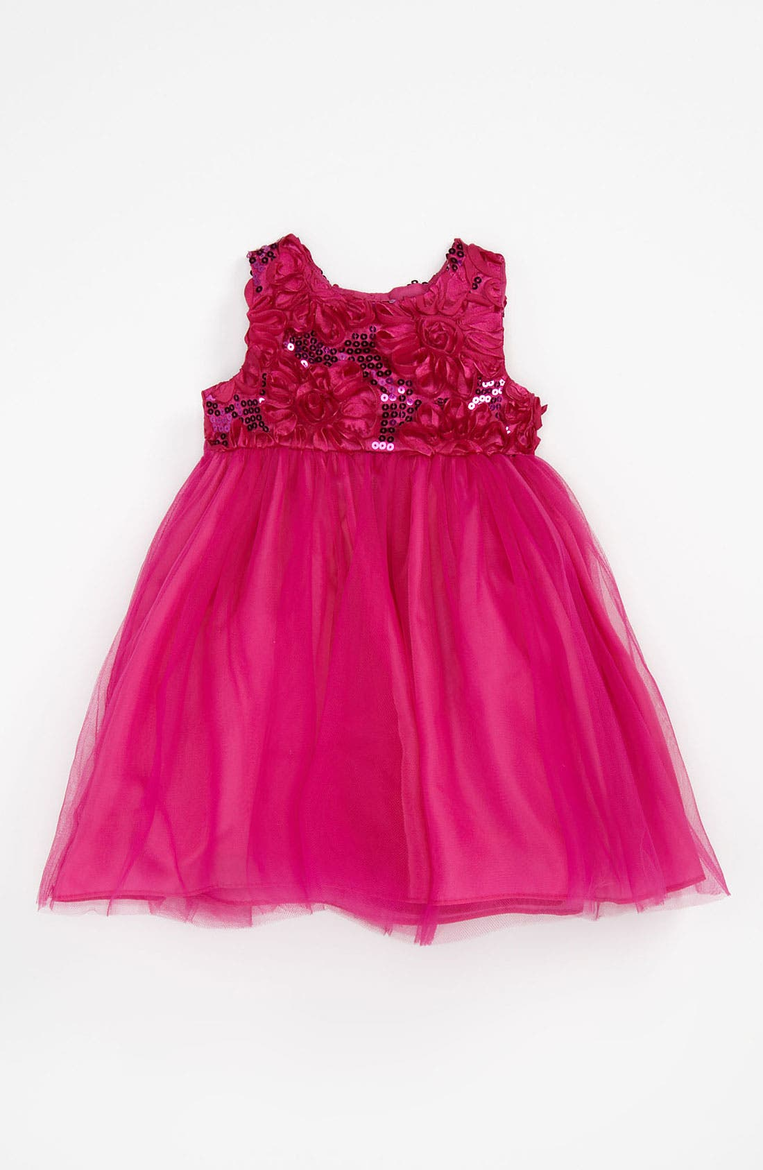 Sequin Ballerina Dress,                         Main,                         color, 650