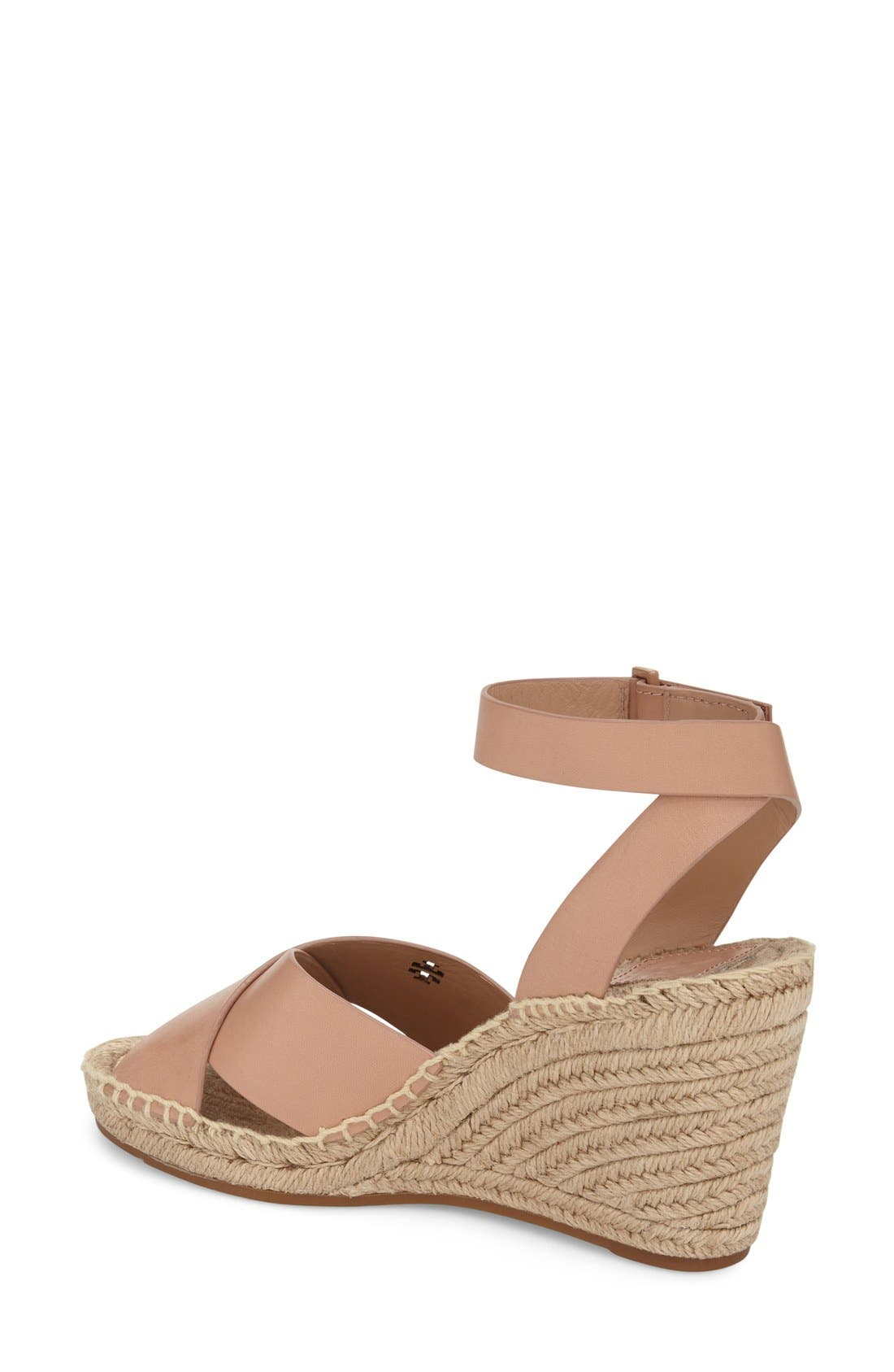 'Bima' Espadrille Wedge,                             Alternate thumbnail 3, color,                             256