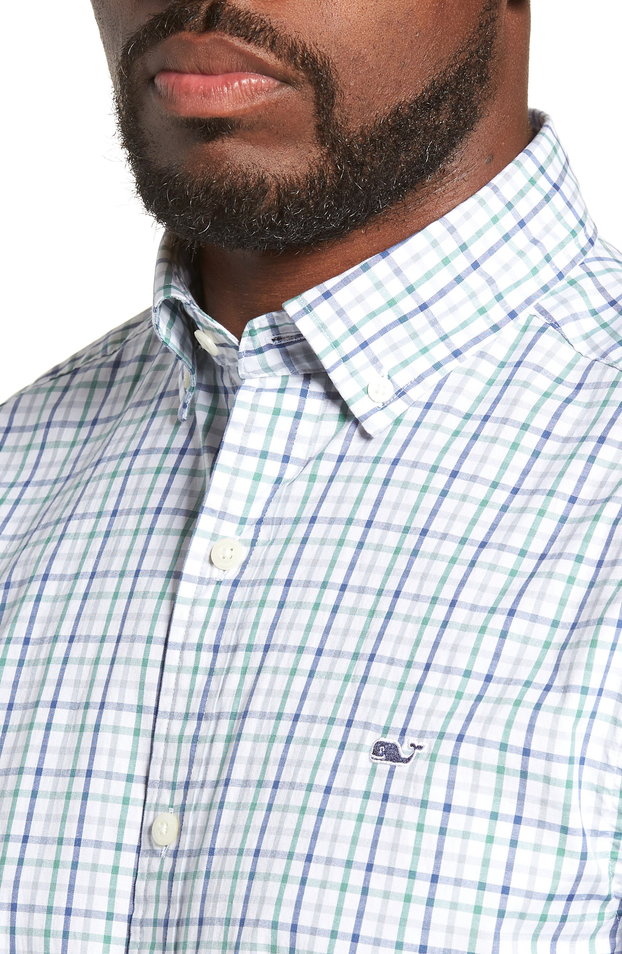 Classic Fit Sport Shirt,                             Alternate thumbnail 2, color,                             324