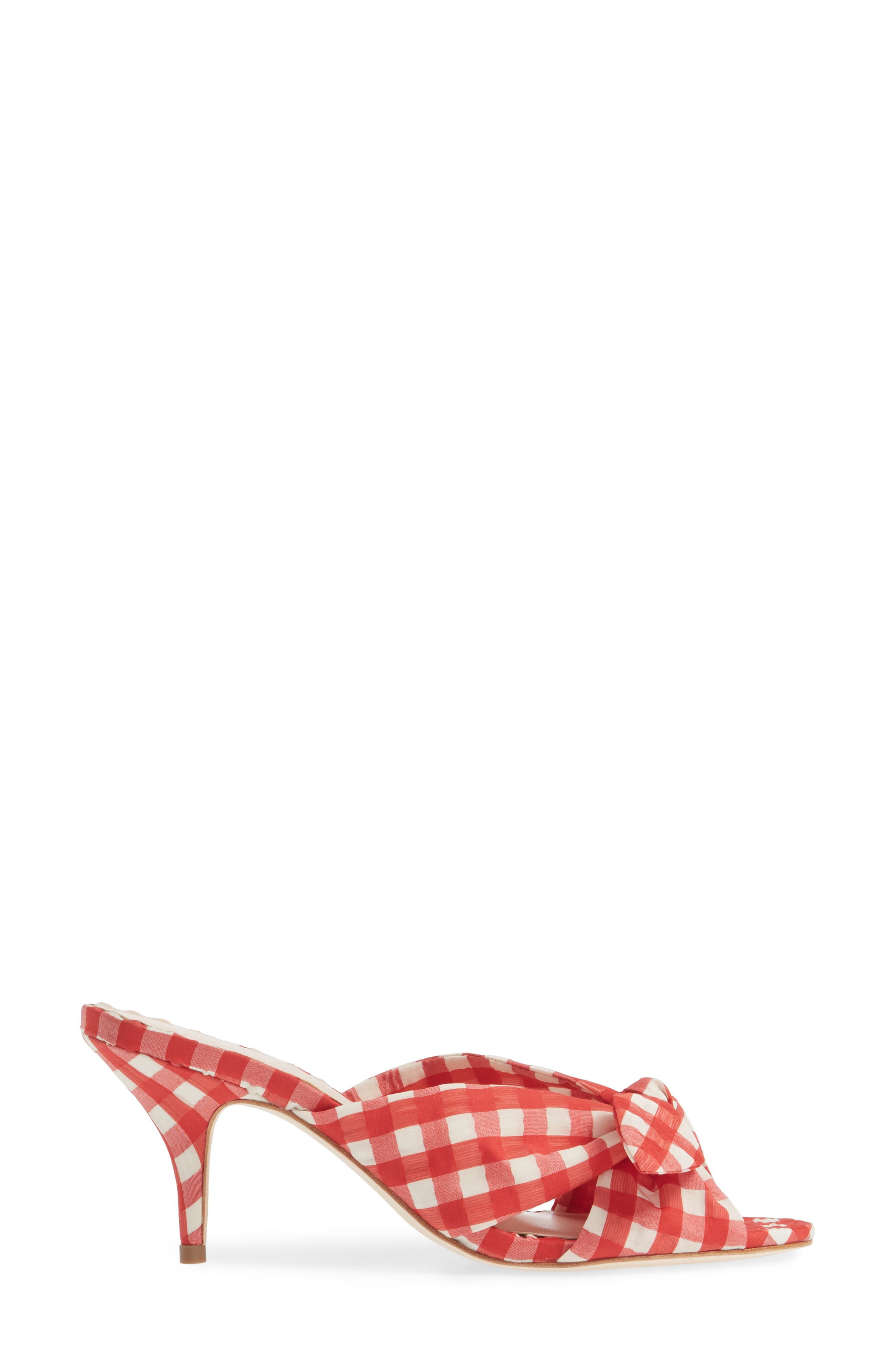 LOEFFLER RANDALL,                             Luisa Sandal,                             Alternate thumbnail 3, color,                             RED