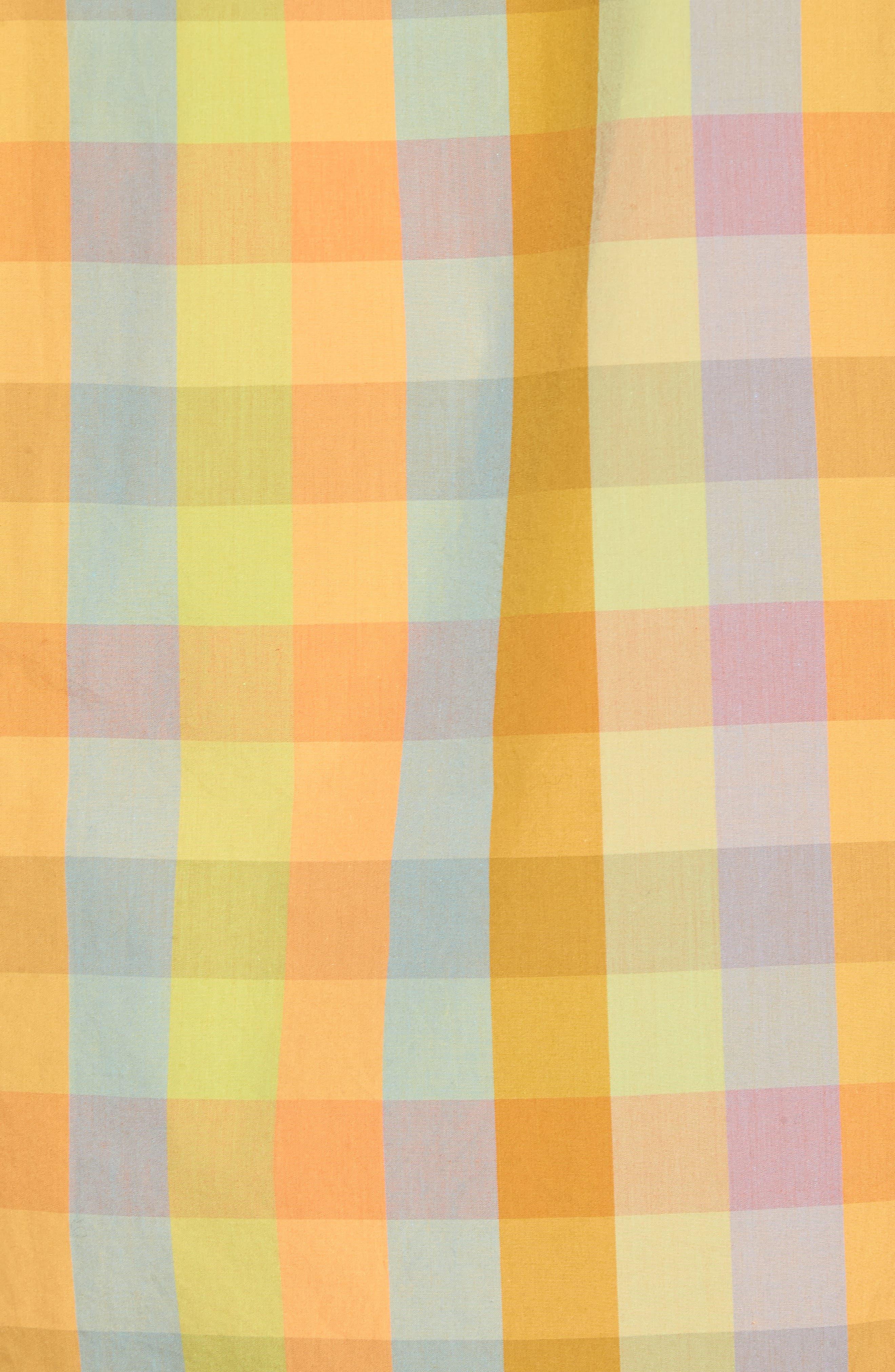 Slim Fit Poplin Shirt,                             Alternate thumbnail 5, color,                             400