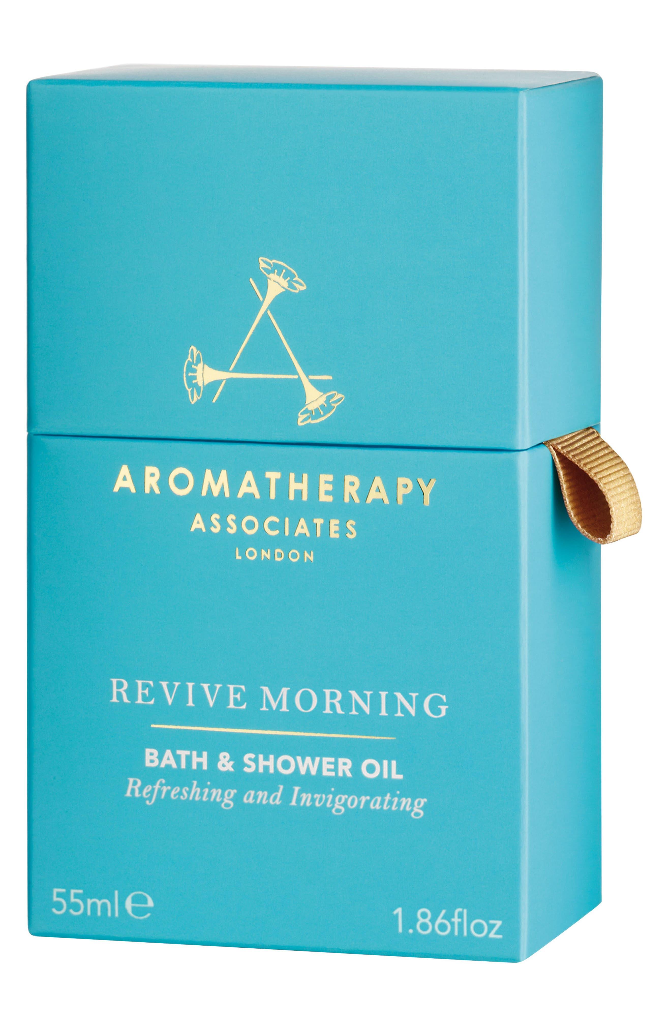 Revive Morning Bath & Shower Oil,                             Alternate thumbnail 2, color,                             REVIVE MORNING