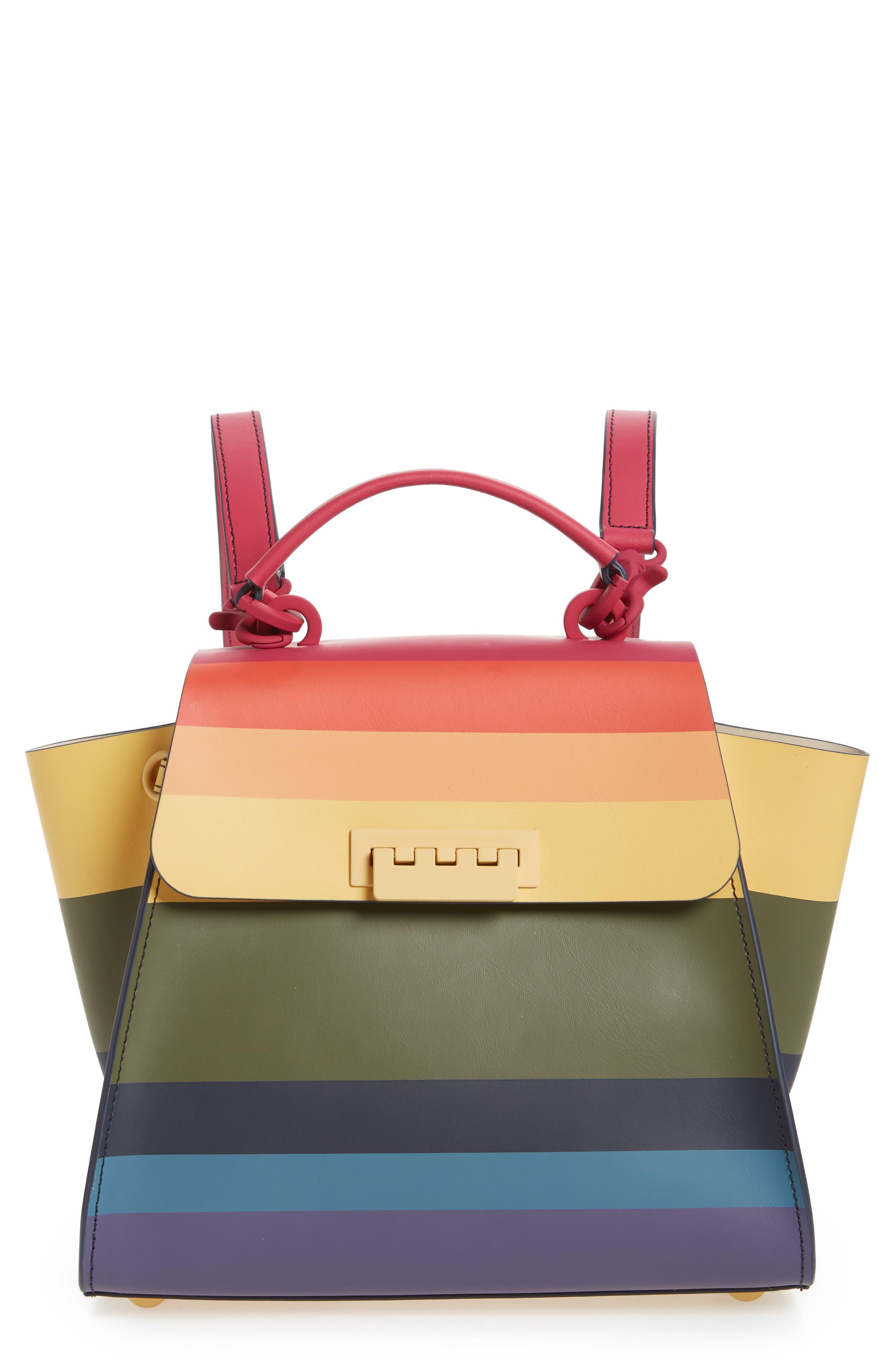 Eartha Iconic Convertible Backpack,                         Main,                         color, RAINBOW